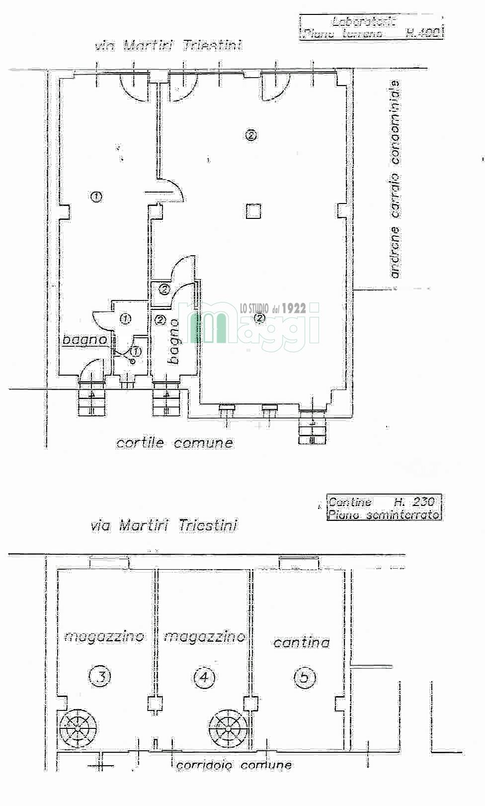 Negozio-locale in Vendita a Milano: 2 locali, 162 mq