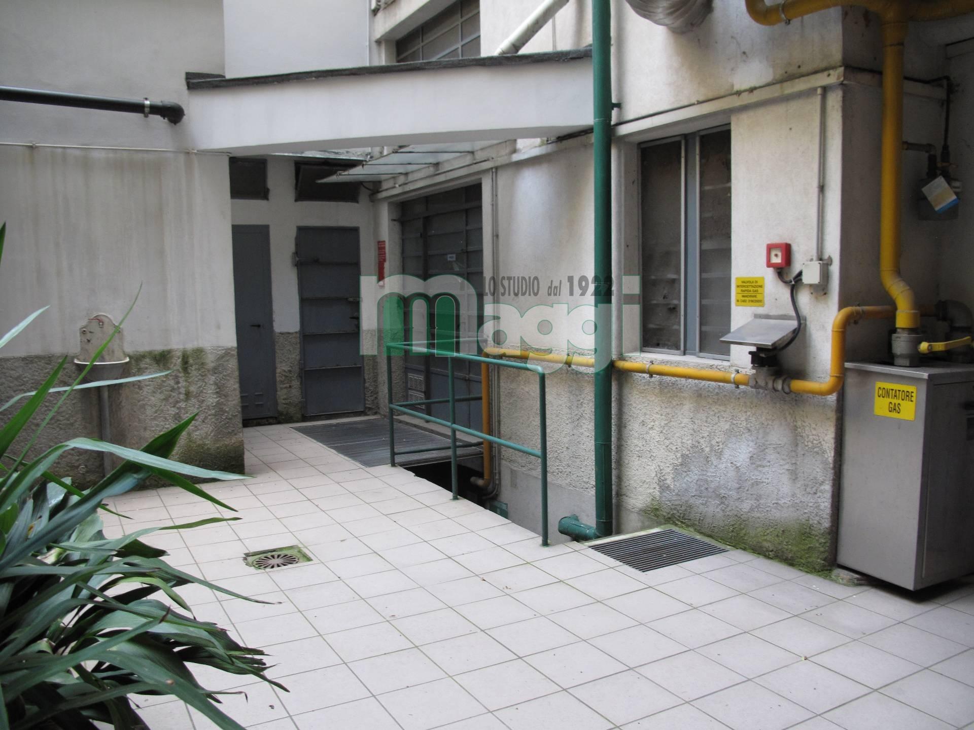 Laboratorio in Vendita a Milano 17 Marghera / Wagner / Fiera:  2 locali, 138 mq  - Foto 1