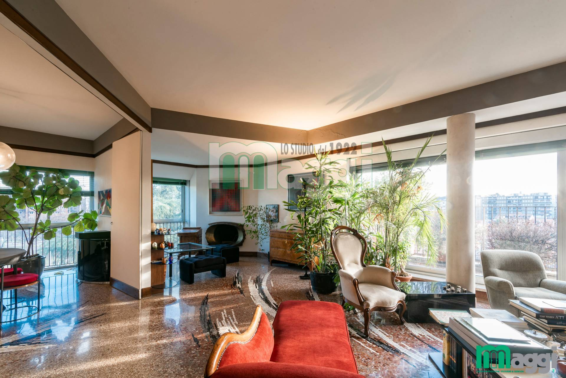 Appartamento in Vendita a Milano:  5 locali, 300 mq  - Foto 1