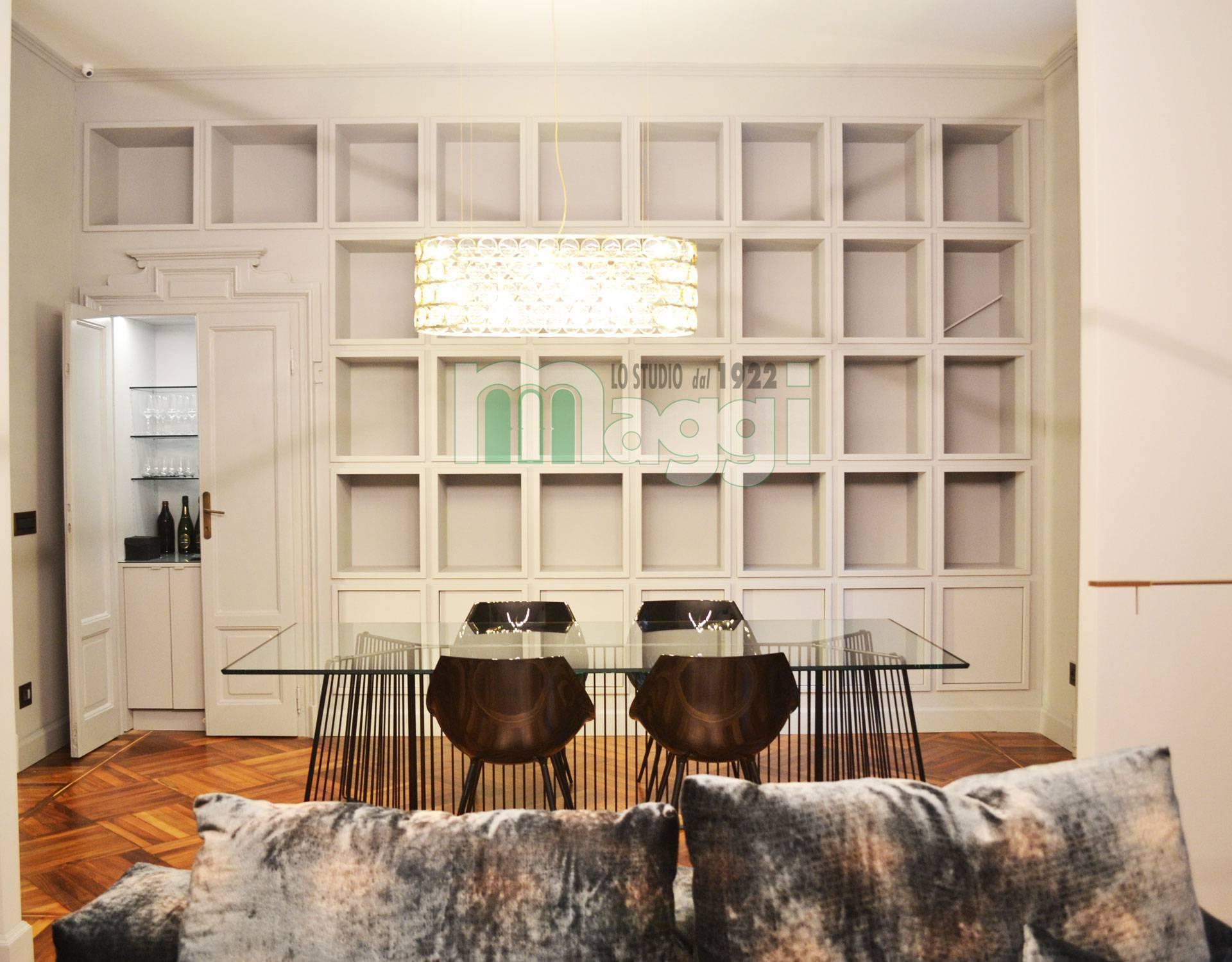 Ufficio-studio in Vendita a Milano 08 Vercelli / Magenta / Cadorna / Washington: 3 locali, 100 mq