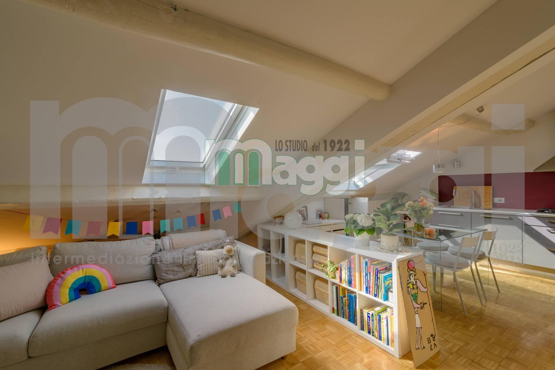 Appartamento in Vendita a Milano 08 Vercelli / Magenta / Cadorna / Washington: 2 locali, 60 mq