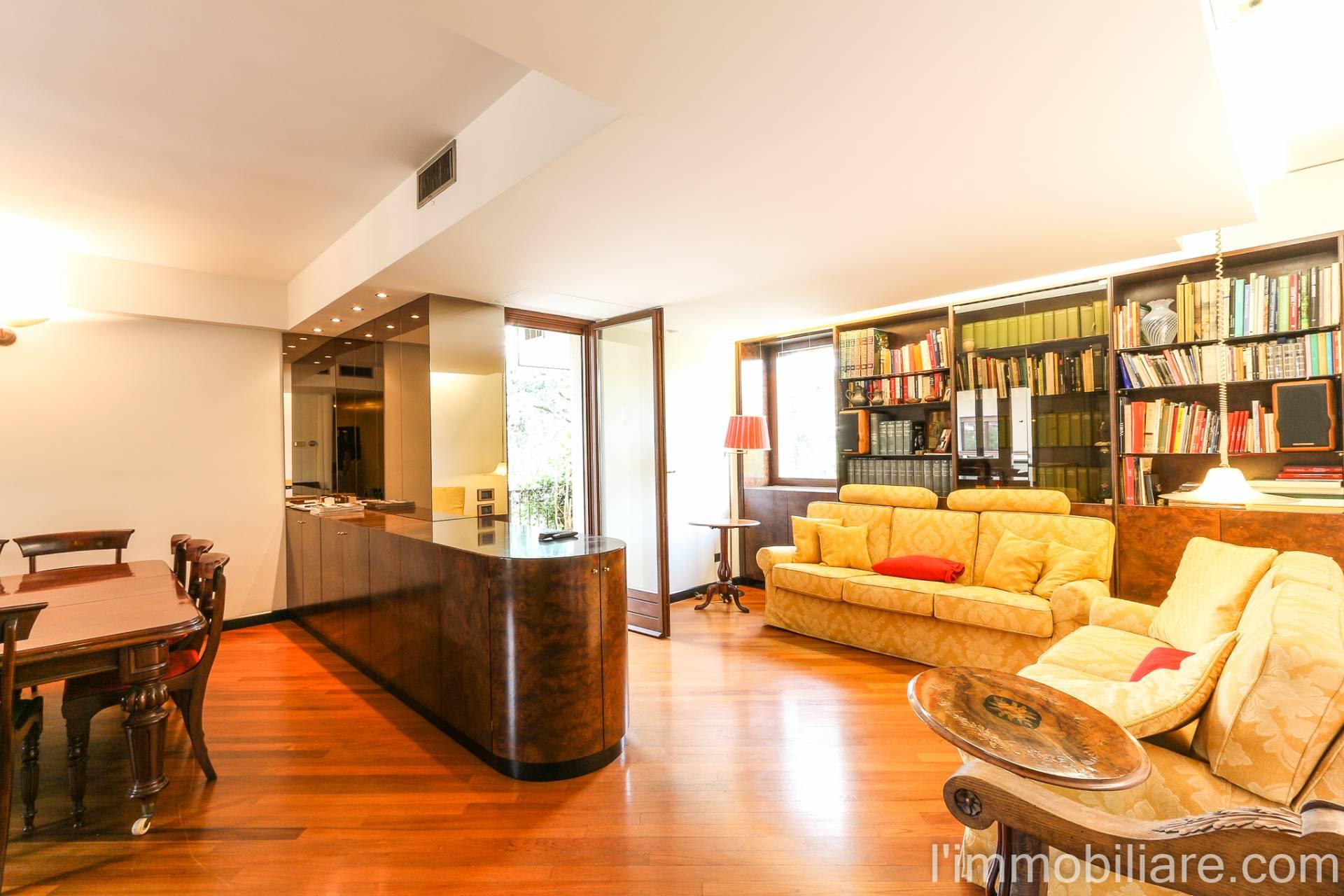 Appartamento in Affitto a Verona Semicentro Nord:  5 locali, 100 mq  - Foto 1