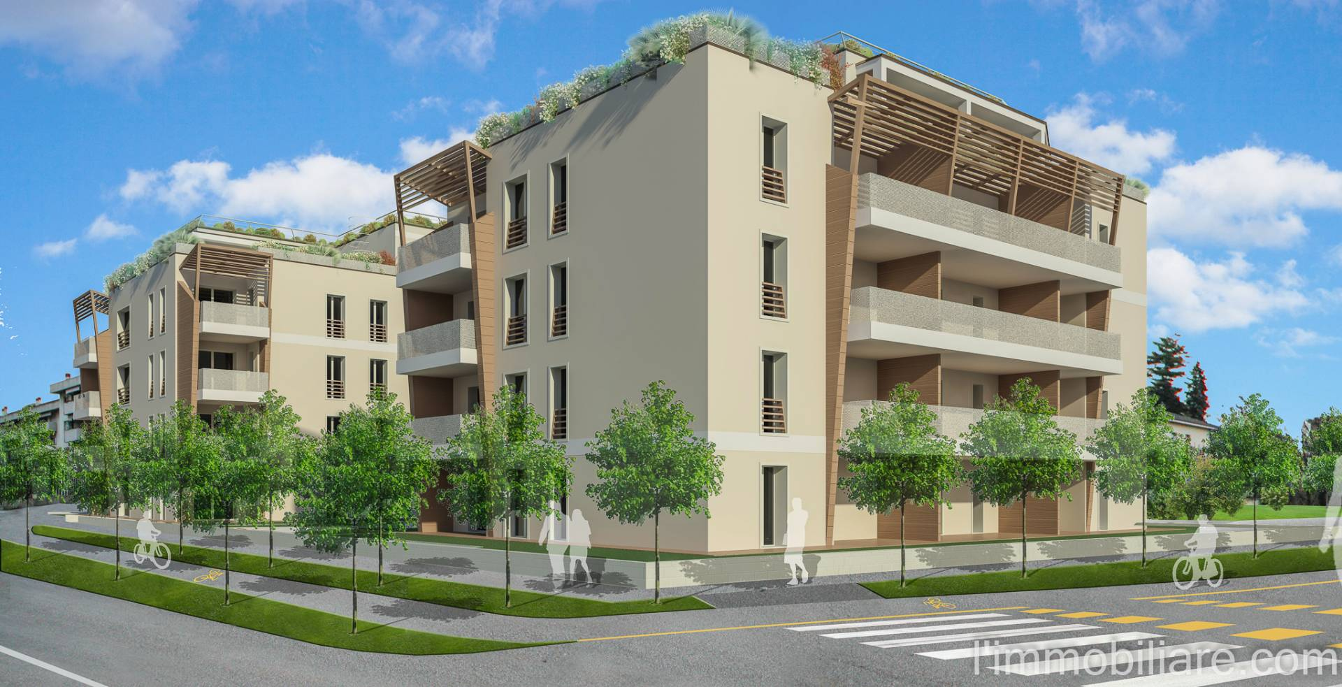 Appartamento in Vendita a Verona Semicentro Nord: 3 locali, 117 mq