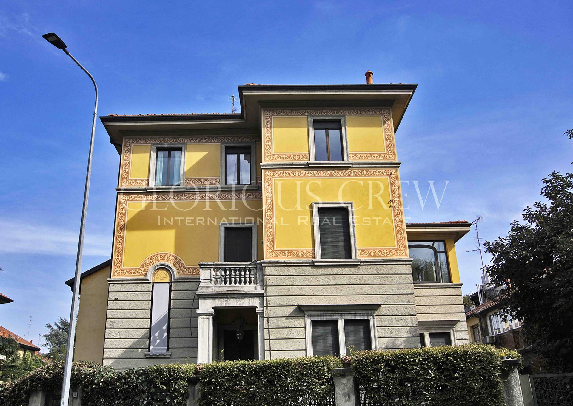 Villa in Vendita a Milano 17 Marghera / Wagner / Fiera:  5 locali, 480 mq  - Foto 1