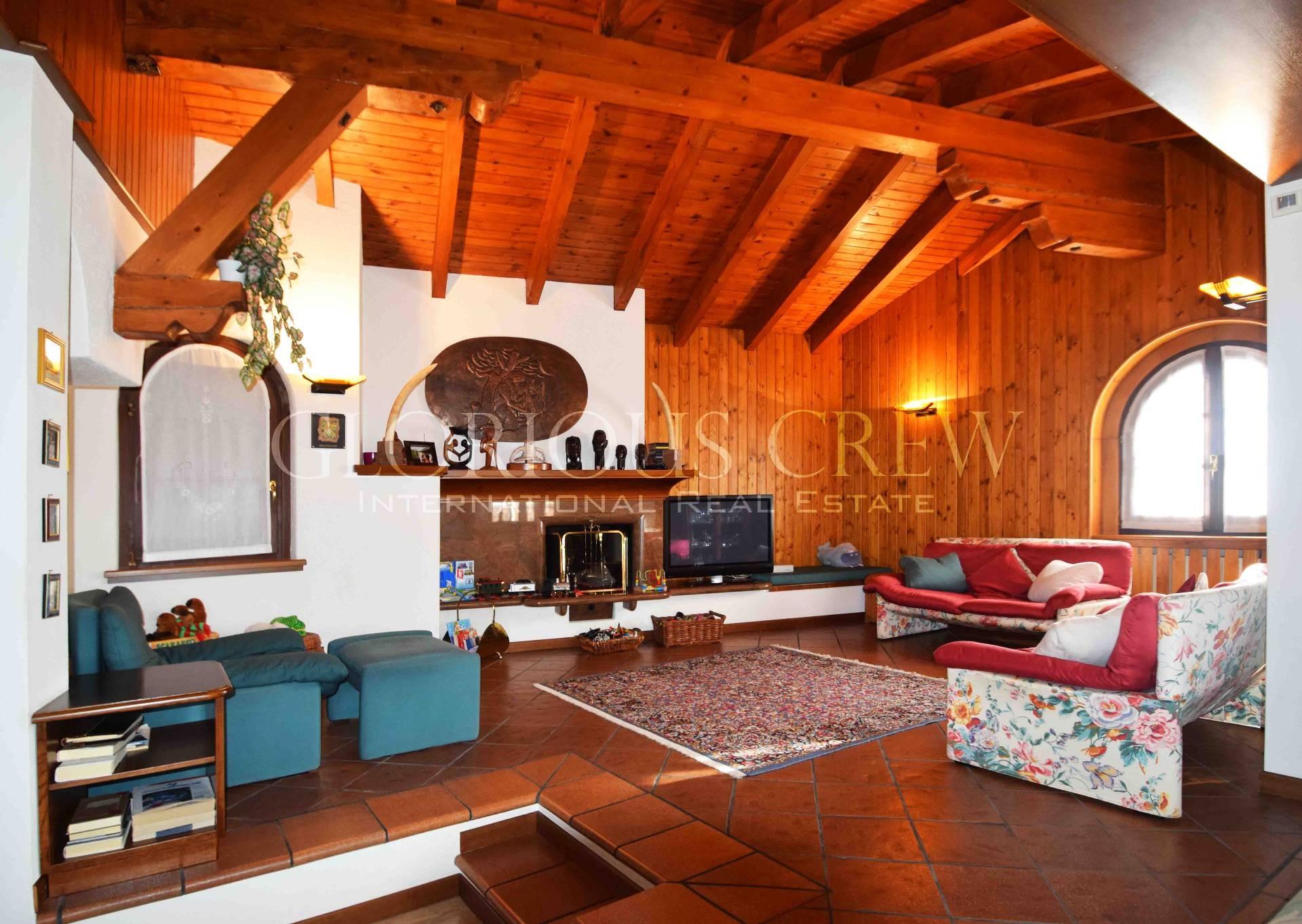 Villa in Vendita a Serina:  5 locali, 700 mq  - Foto 1