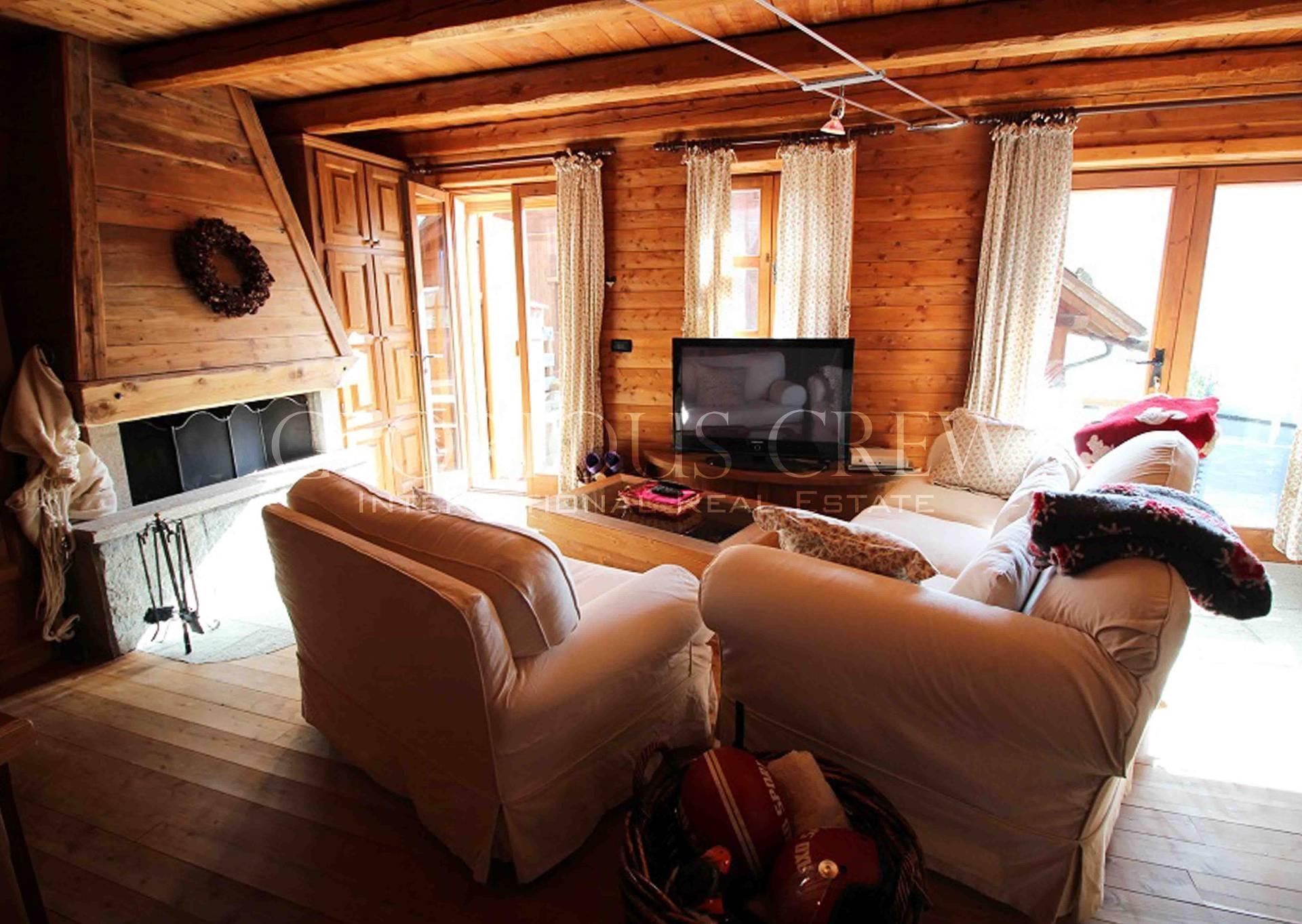 Appartamento in Vendita a Sauze Di Cesana: 3 locali, 76 mq