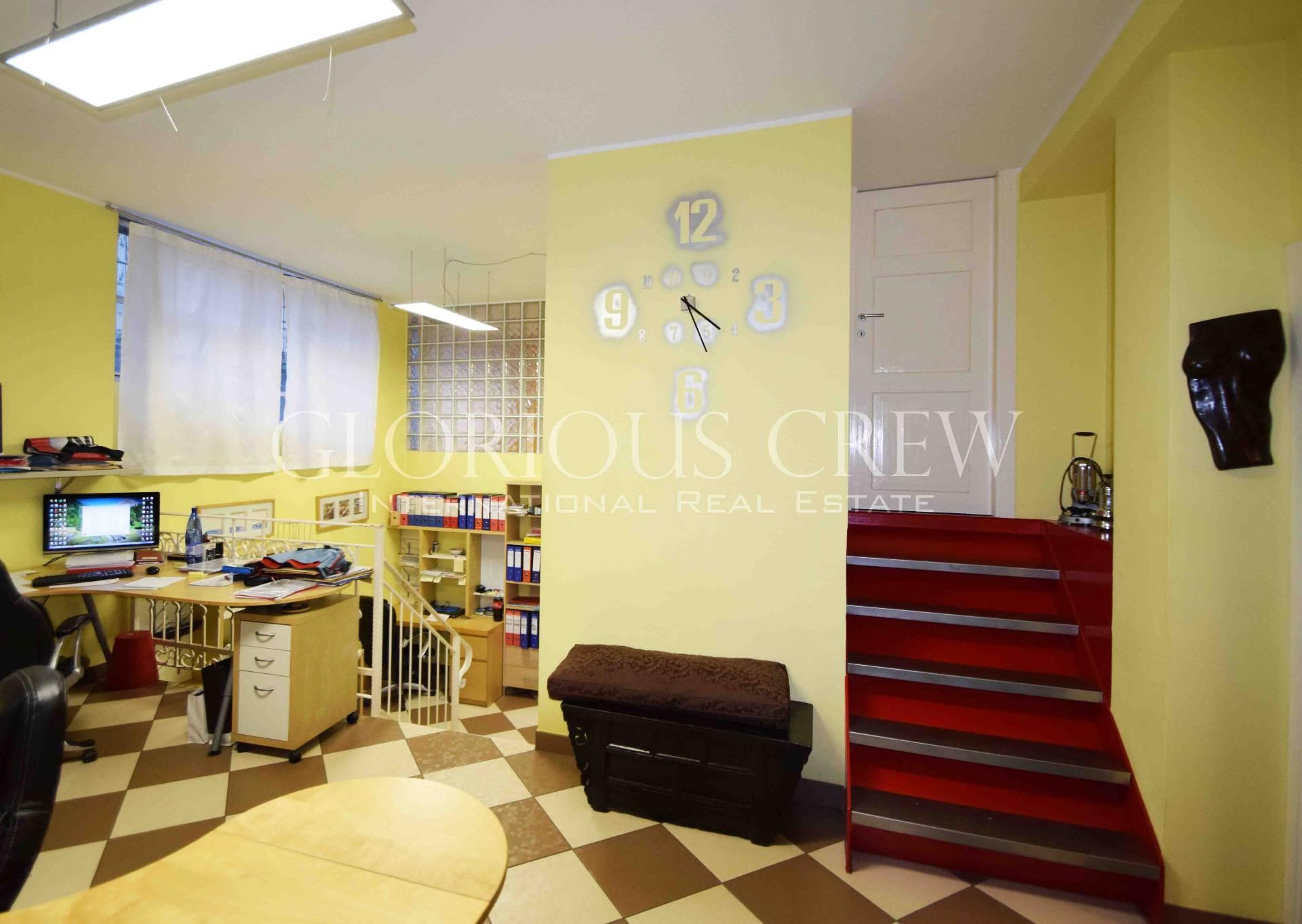 Ufficio-studio in Vendita a Milano: 4 locali, 100 mq