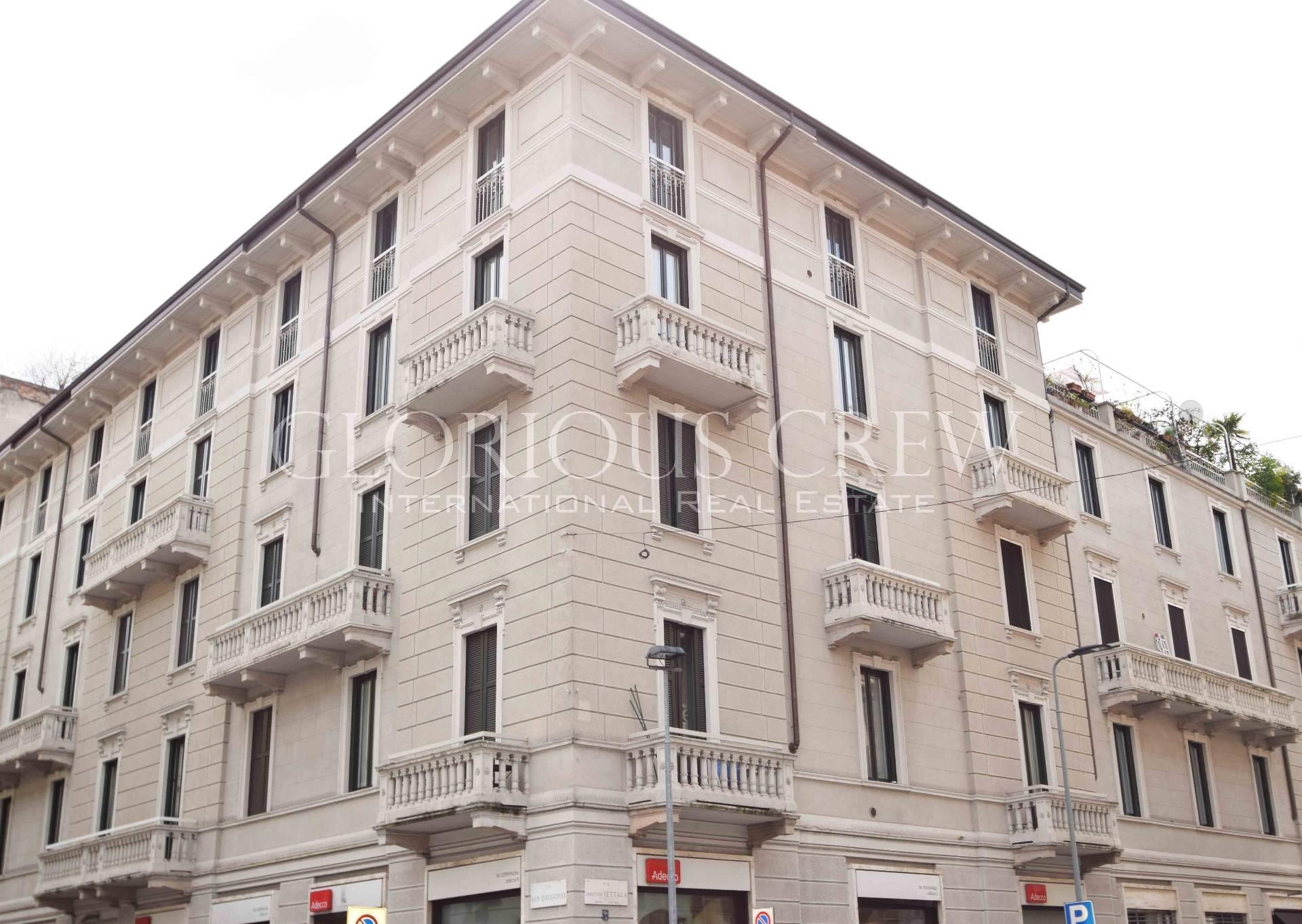 Negozio-locale in Affitto a Milano: 175 mq