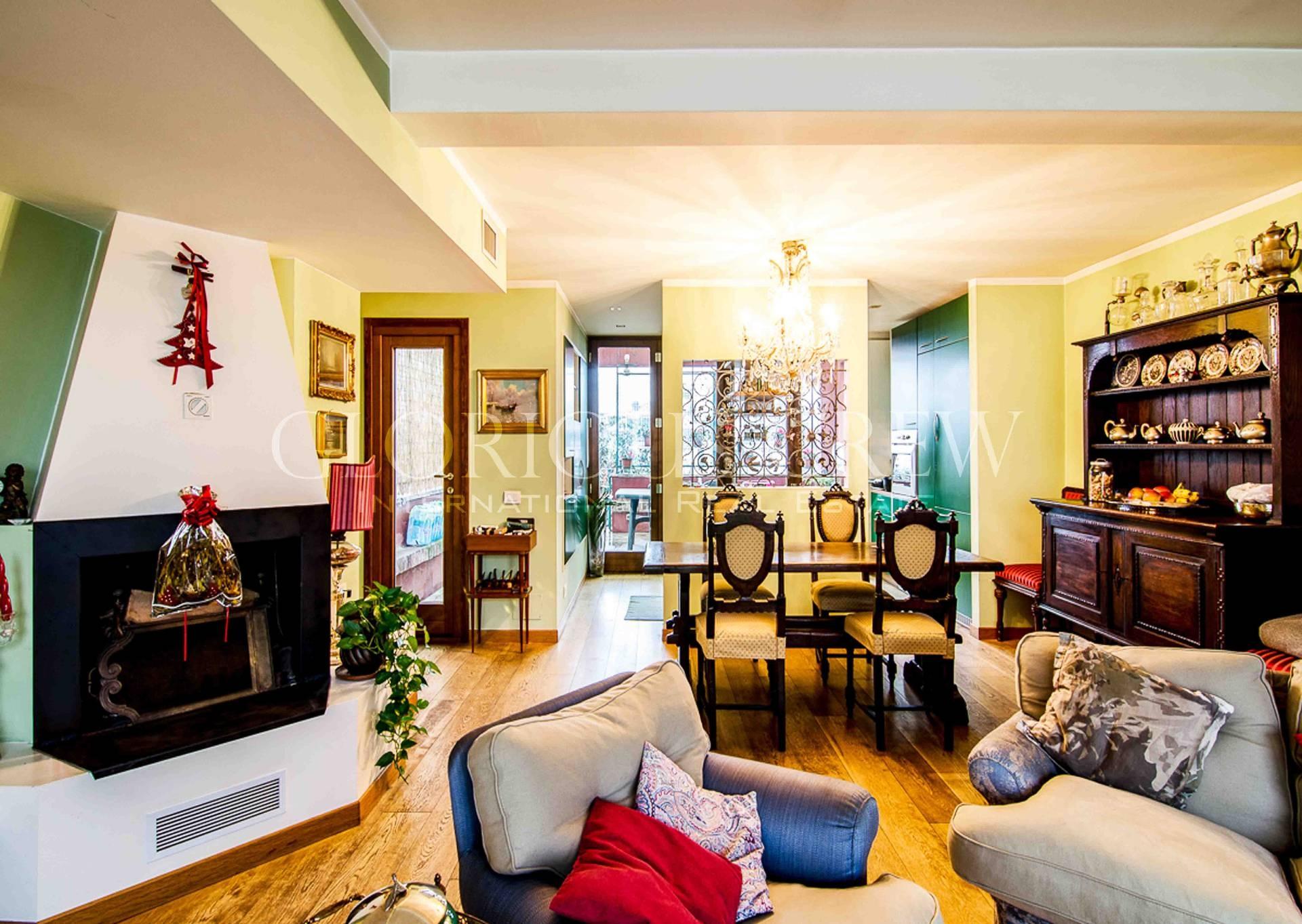 Villa in Vendita a Milano 17 Marghera / Wagner / Fiera: 5 locali, 430 mq