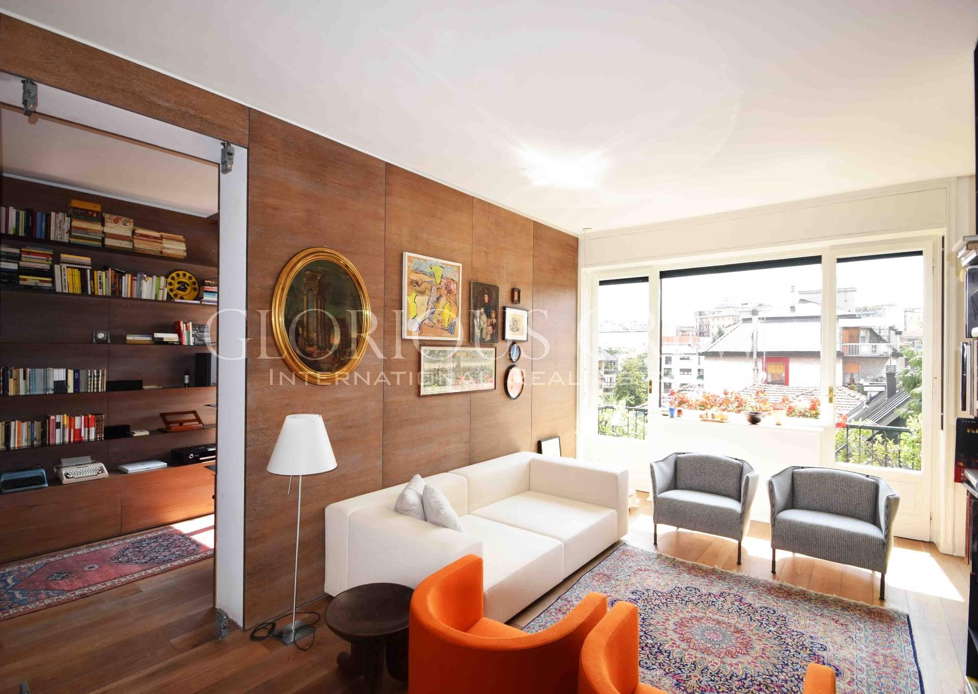 Appartamento in Vendita a Milano 17 Marghera / Wagner / Fiera: 4 locali, 156 mq