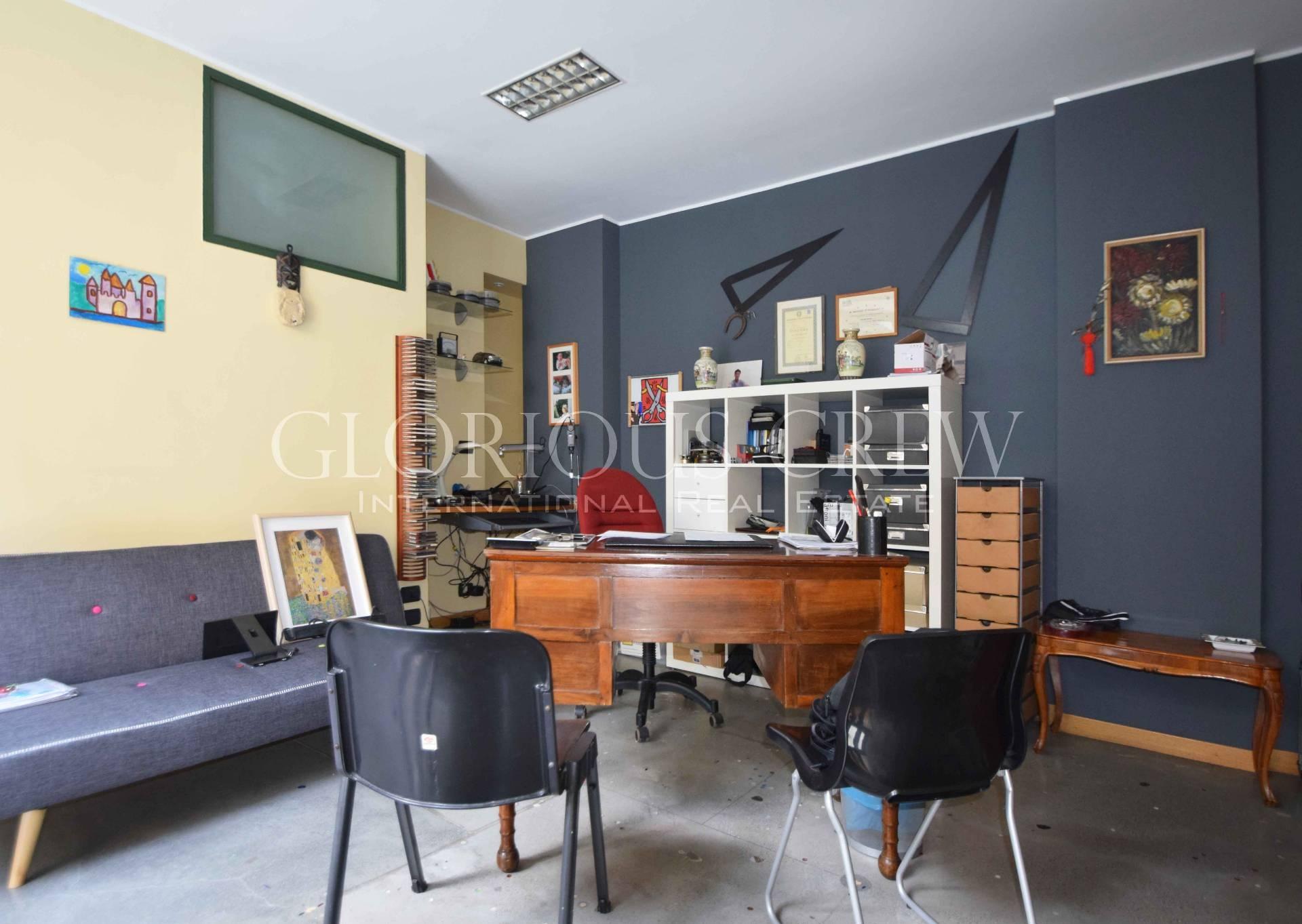 Laboratorio in Affitto a Milano 29 Certosa / Bovisa / Dergano / Maciachini / Istria / Testi: 3 locali, 135 mq