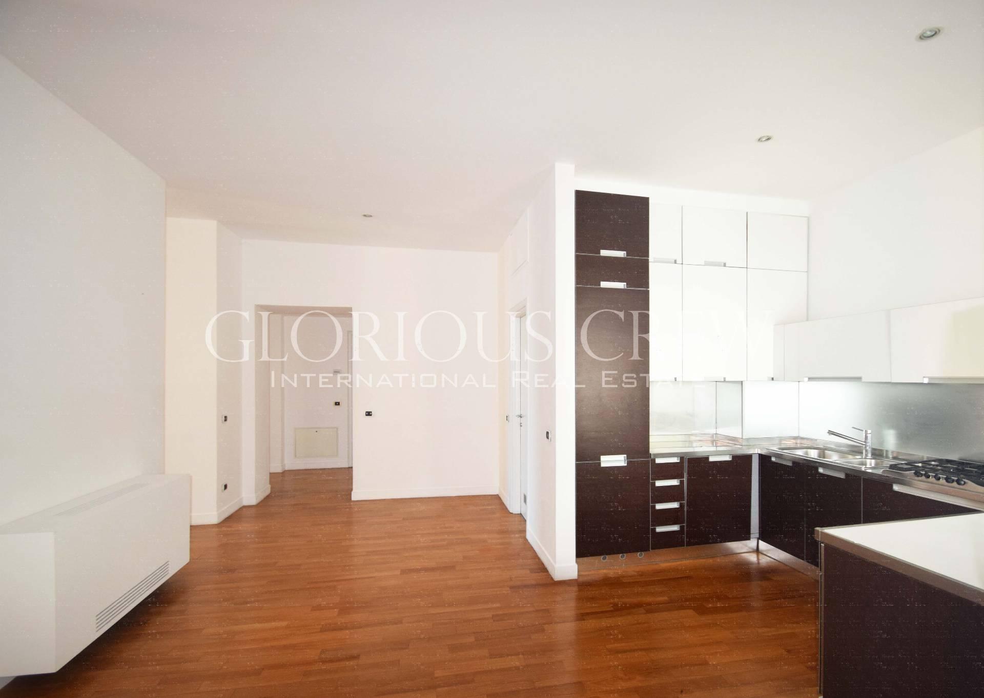Appartamento in Affitto a Milano 02 Brera / Volta / Repubblica:  4 locali, 135 mq  - Foto 1