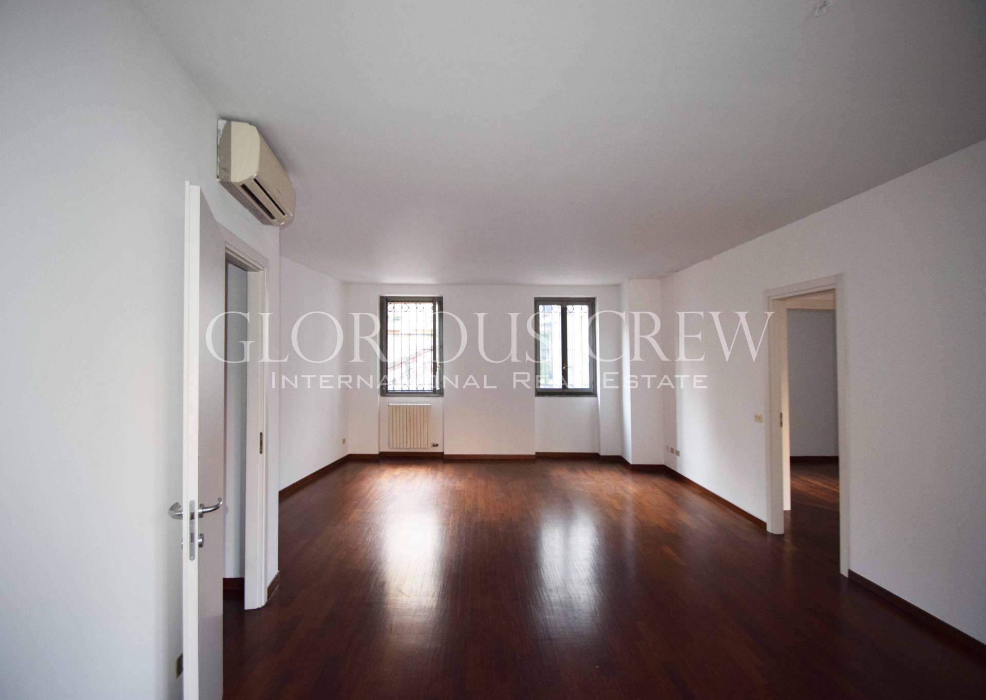 Appartamento in Affitto a Milano: 3 locali, 91 mq