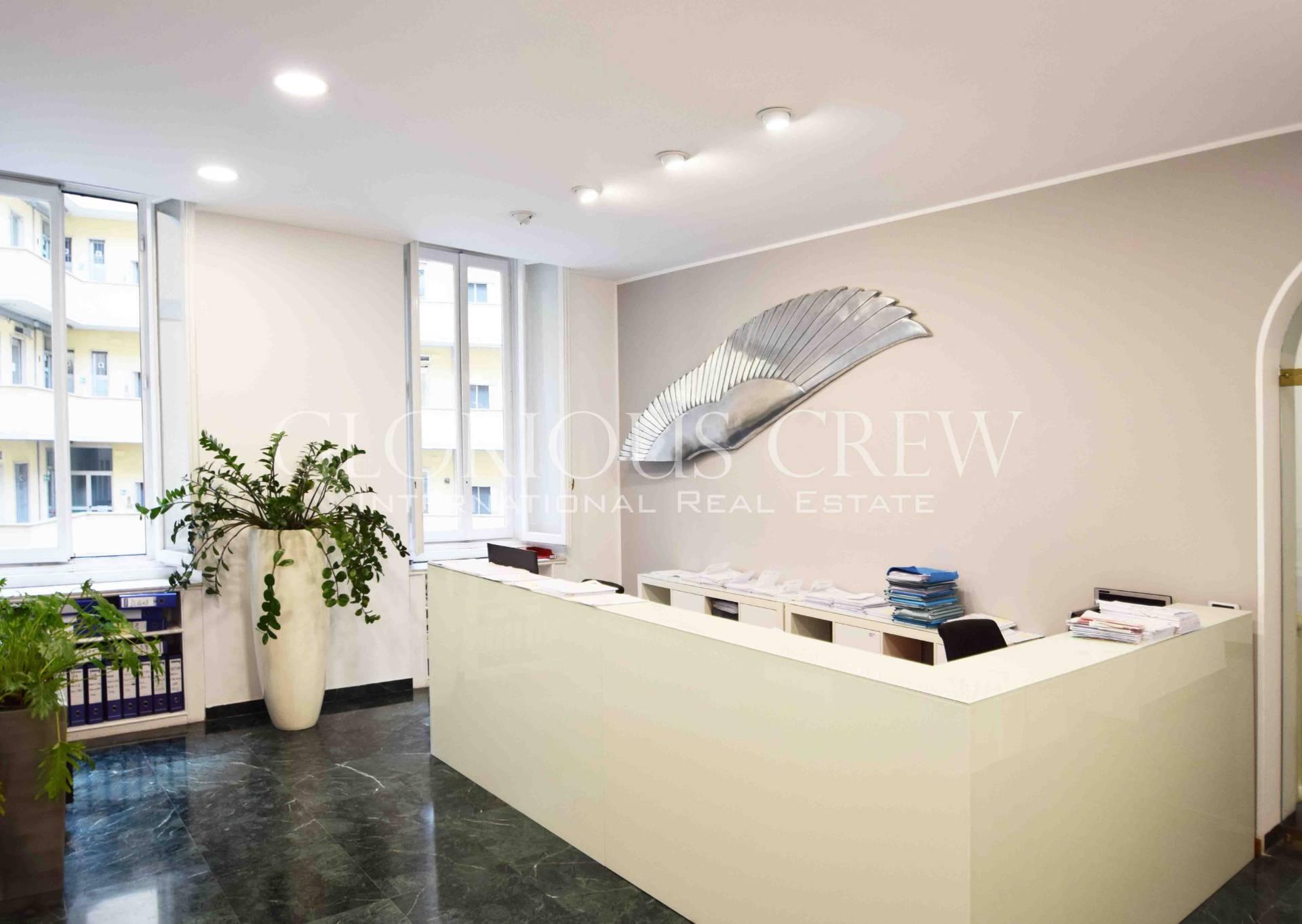 Ufficio-studio in Vendita a Milano 01 Centro storico (Cerchia dei Navigli): 5 locali, 317 mq