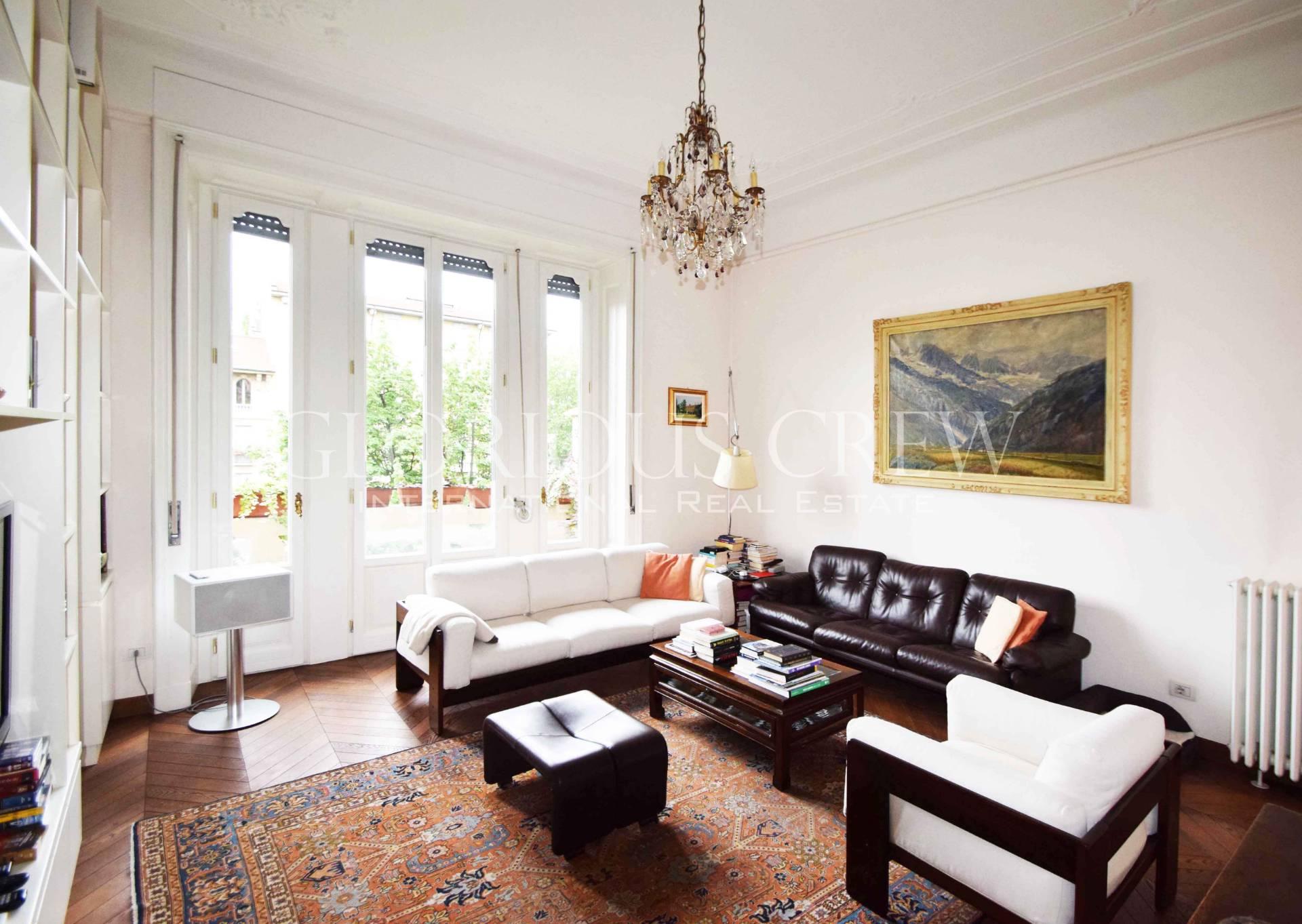 Appartamento in Vendita a Milano: 5 locali, 230 mq - Foto 1