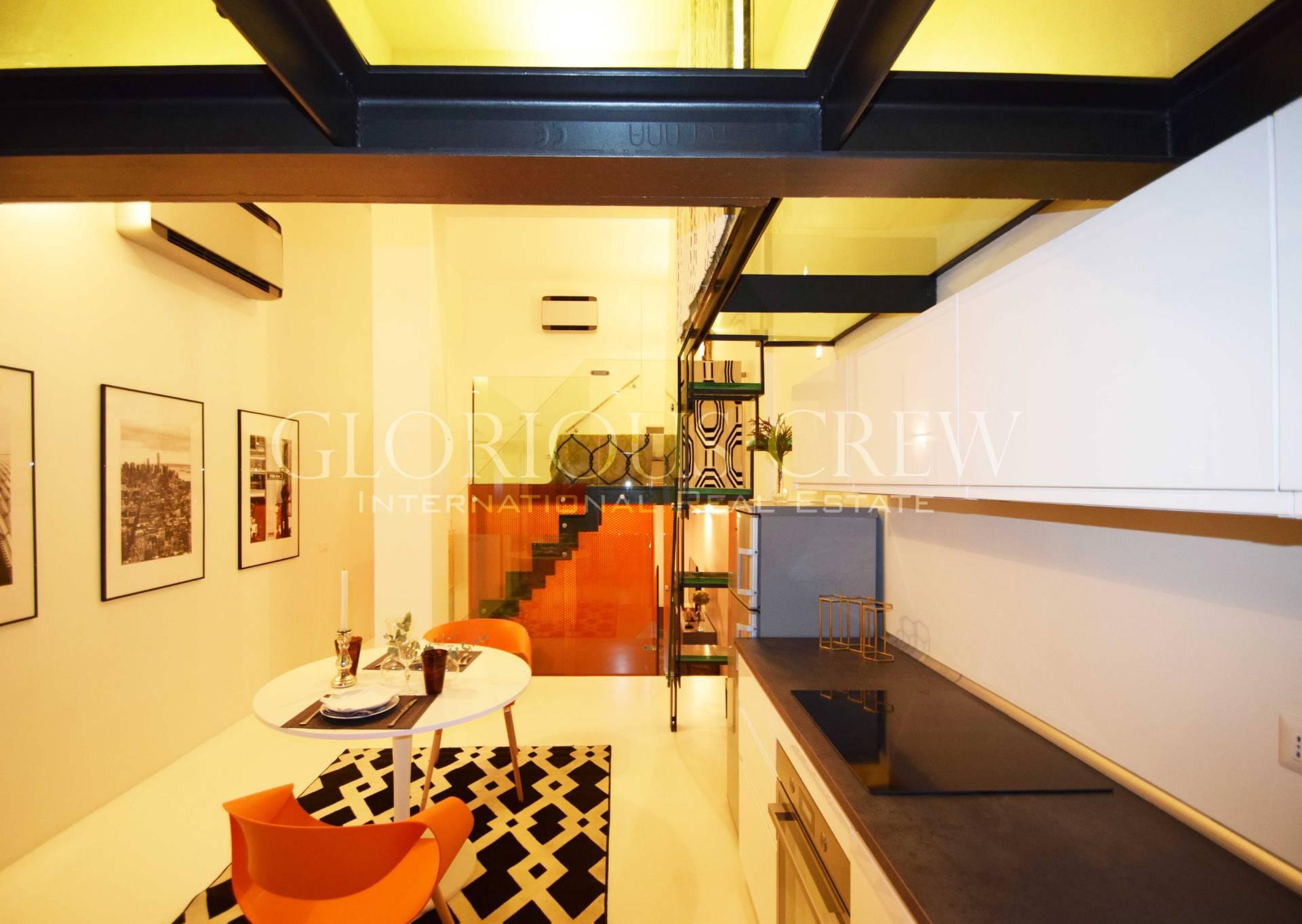 Loft open space in Vendita a Milano 17 Marghera / Wagner / Fiera: 3 locali, 100 mq