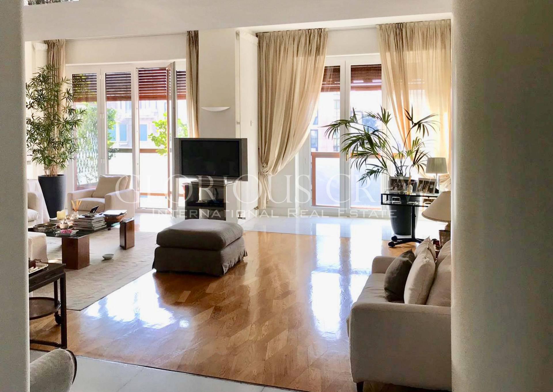Appartamento in Vendita a Milano: 5 locali, 215 mq - Foto 3