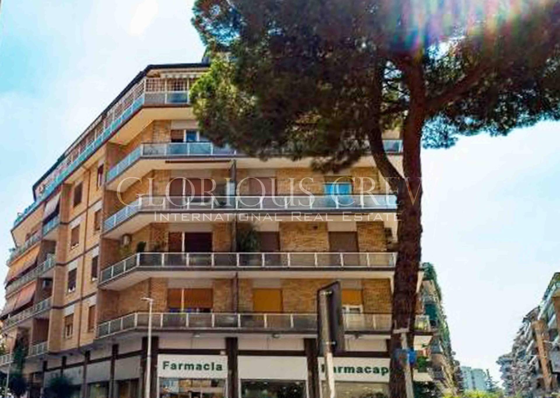 Appartamento in Affitto a Roma: 3 locali, 96 mq