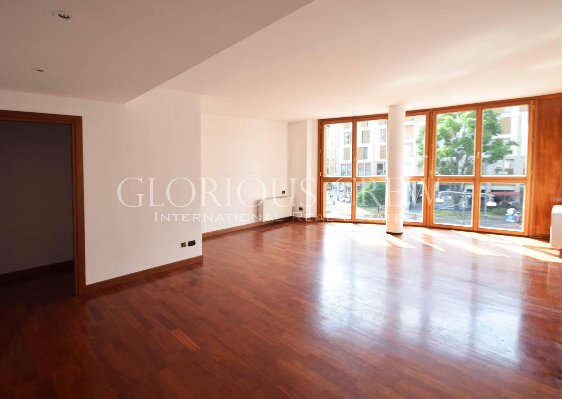 Appartamento in Affitto a Milano 02 Brera / Volta / Repubblica: 4 locali, 102 mq