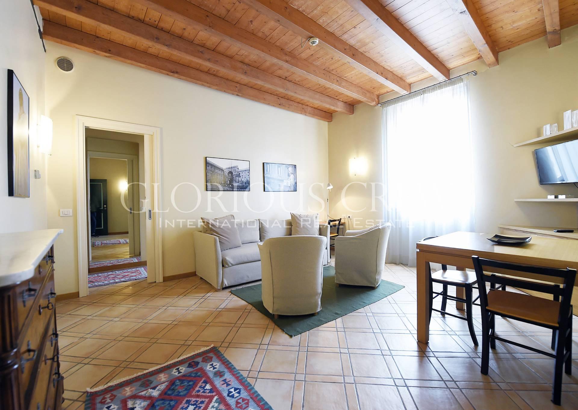 Appartamento in Affitto a Milano 07 Darsena /  Ticinese:  3 locali, 92 mq  - Foto 1
