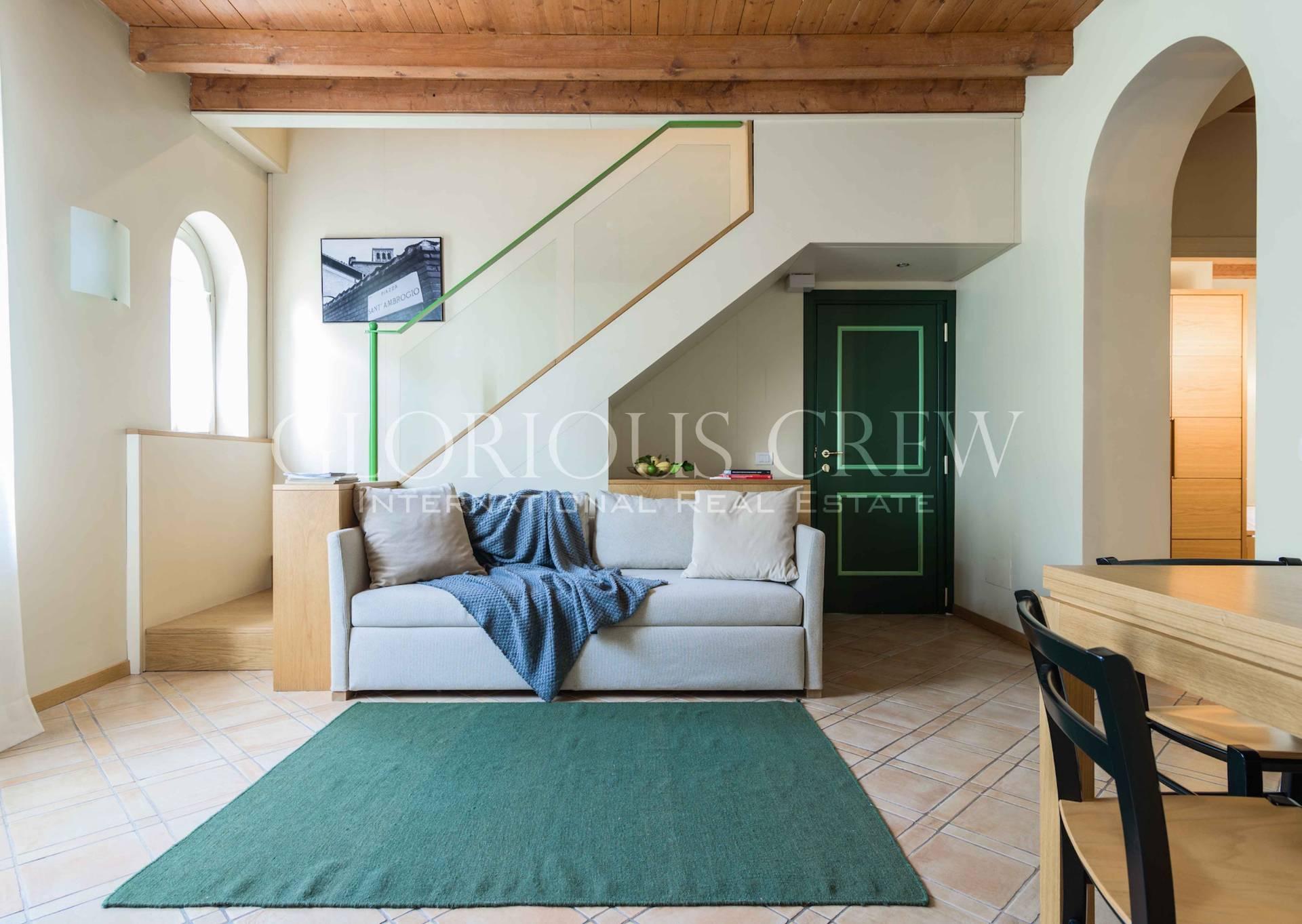 Appartamento in Affitto a Milano 07 Darsena /  Ticinese:  5 locali, 177 mq  - Foto 1