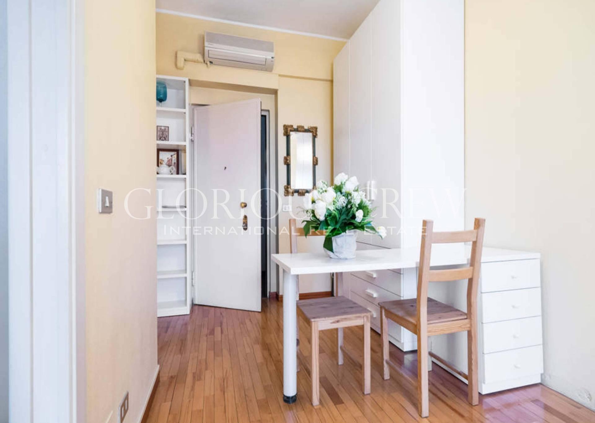 Appartamento in Affitto a Milano 01 Centro storico (Cerchia dei Navigli): 1 locali, 25 mq