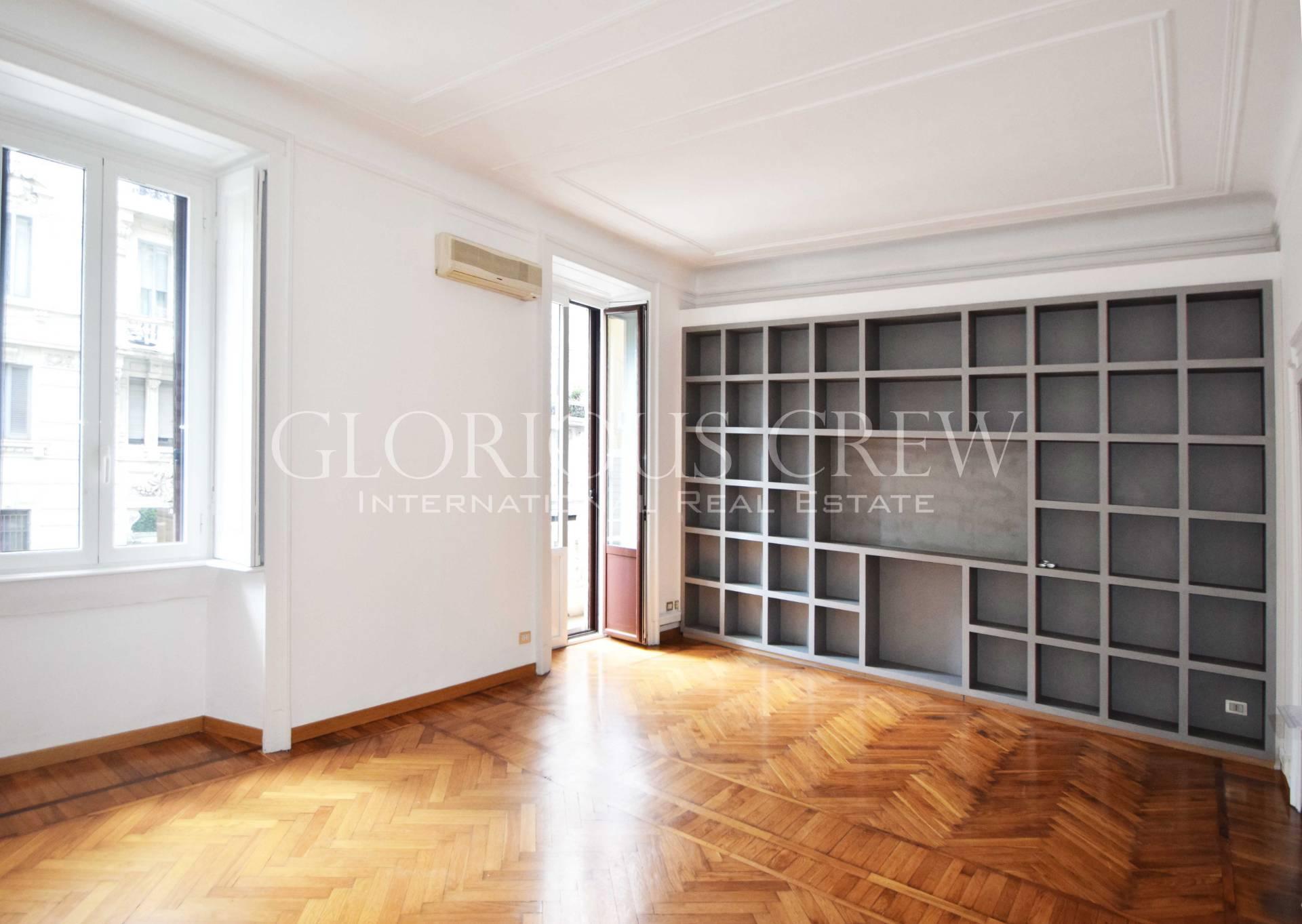 Ufficio-studio in Affitto a Milano 12 Argonne / Indipendenza / Ascoli: 5 locali, 125 mq