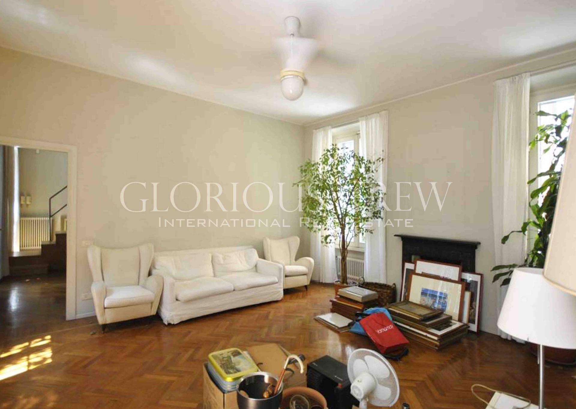 Appartamento in Vendita a Milano 01 Centro storico (Cerchia dei Navigli):  3 locali, 160 mq  - Foto 1