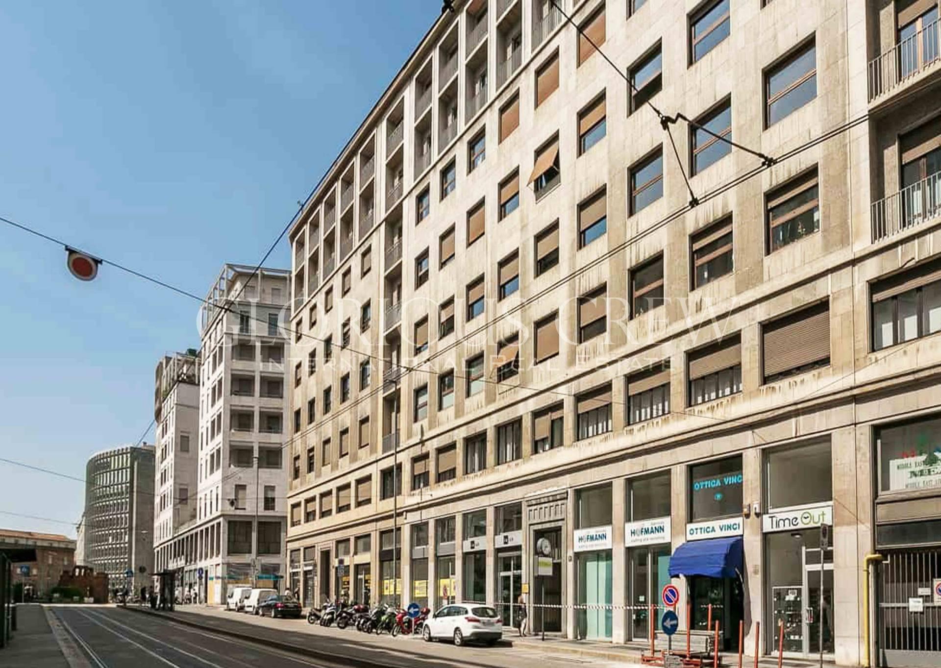 Ufficio-studio in Affitto a Milano 01 Centro storico (Cerchia dei Navigli):  5 locali, 333 mq  - Foto 1