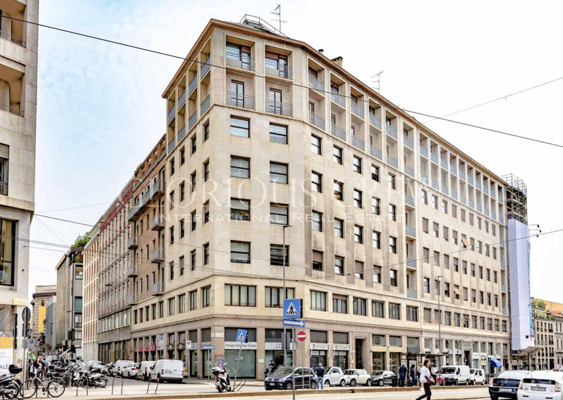 Ufficio-studio in Affitto a Milano 01 Centro storico (Cerchia dei Navigli):  2 locali, 52 mq  - Foto 1