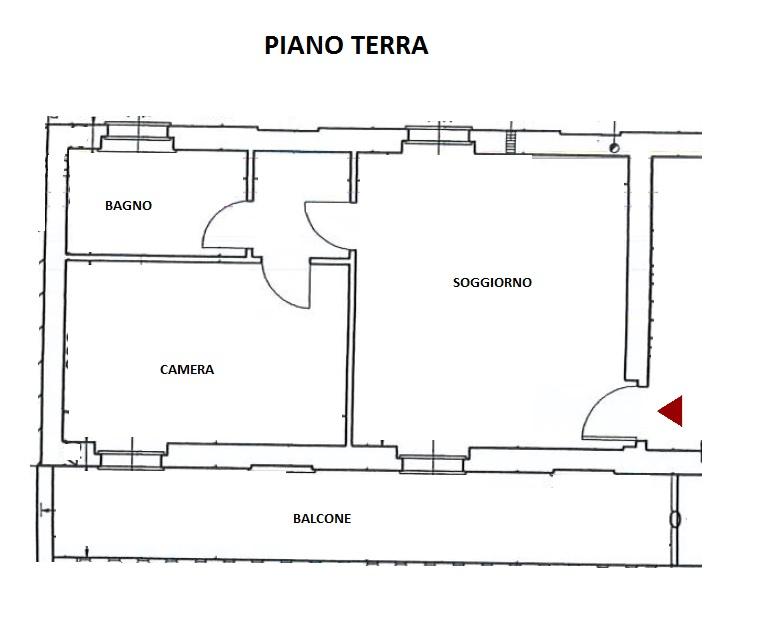 Appartamento in Vendita a Lonate Pozzolo: 2 locali, 65 mq
