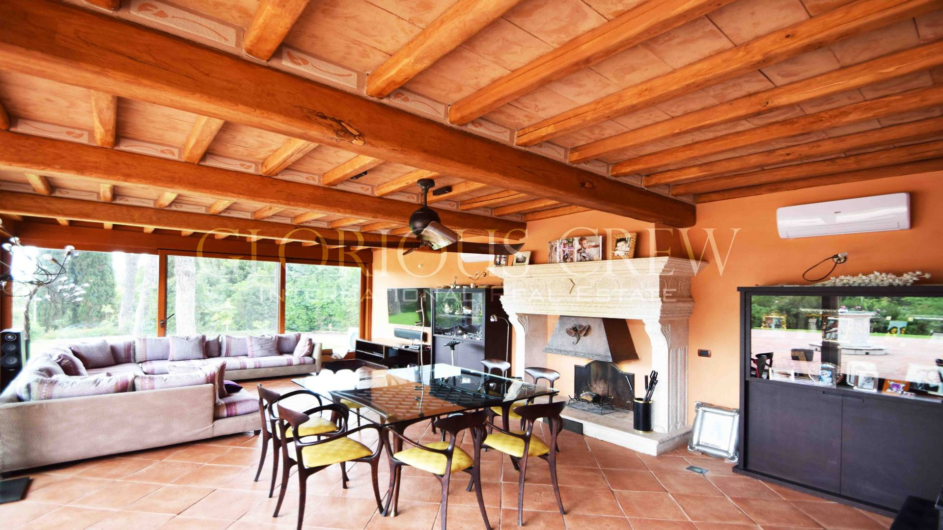 Villa in Vendita a Roma 36 Cassia / Olgiata: 5 locali, 1950 mq