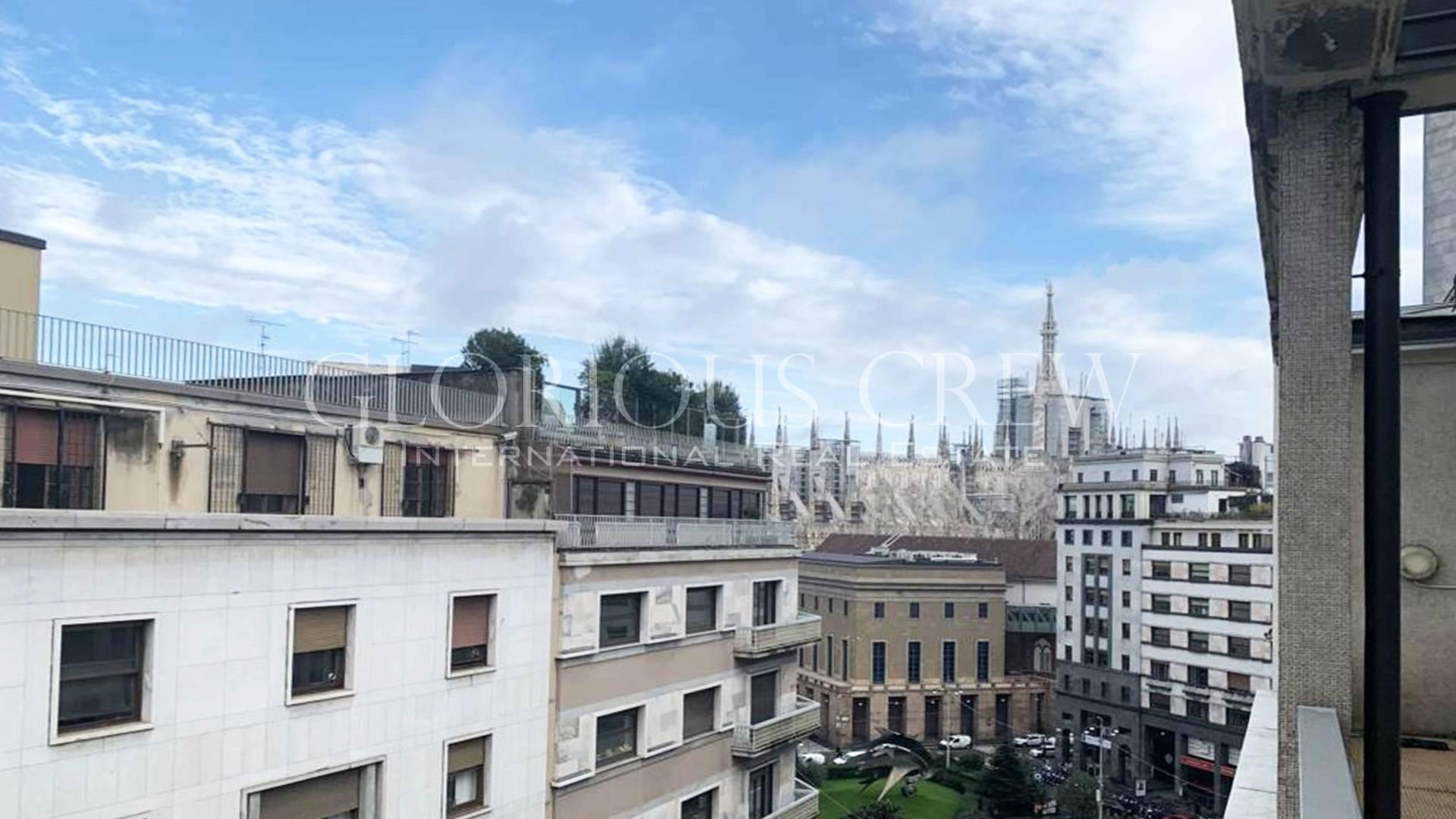 Ufficio-studio in Affitto a Milano 01 Centro storico (Cerchia dei Navigli): 5 locali, 377 mq