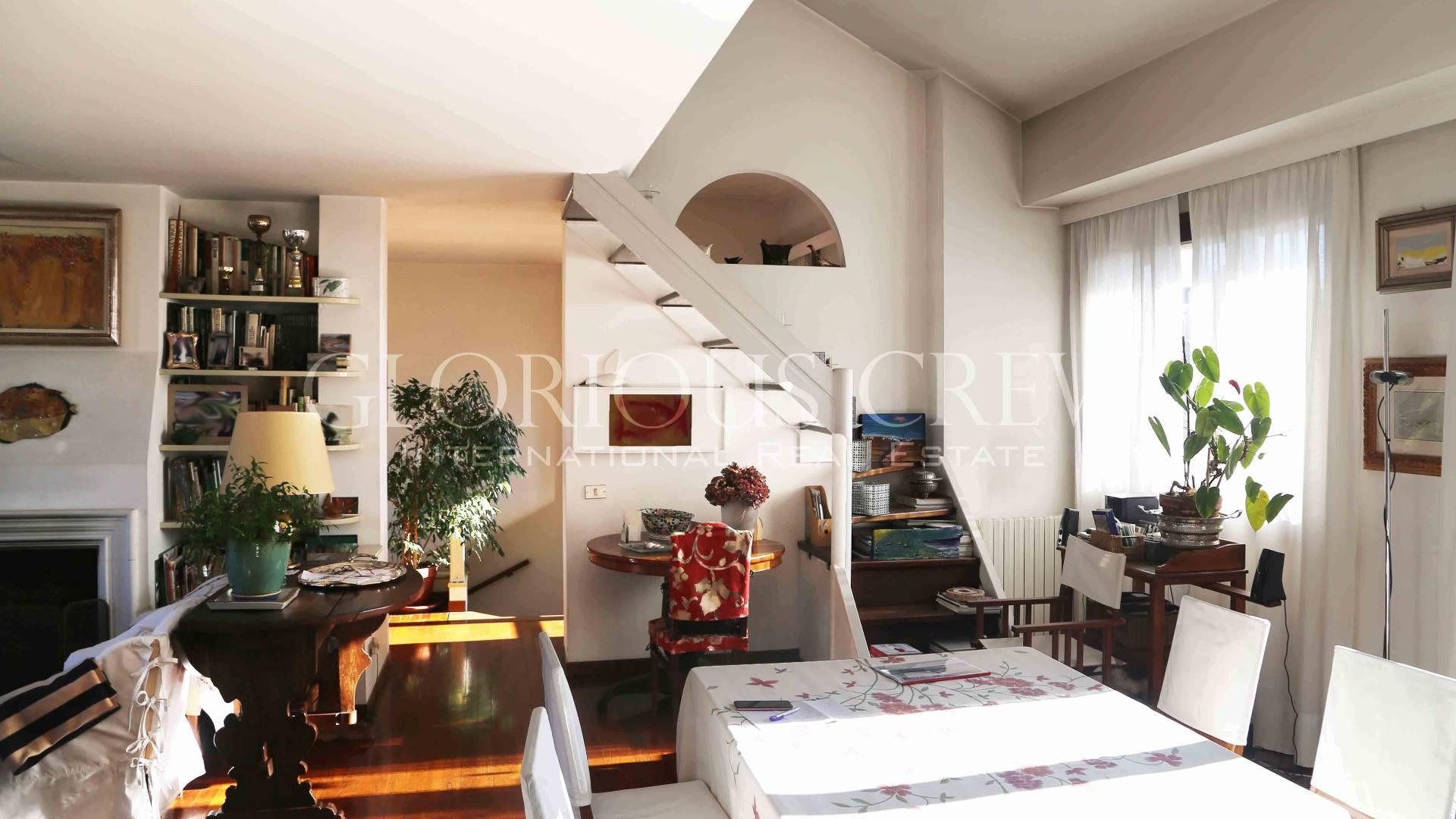 Appartamento in Vendita a Busto Arsizio Centro: 5 locali, 192 mq