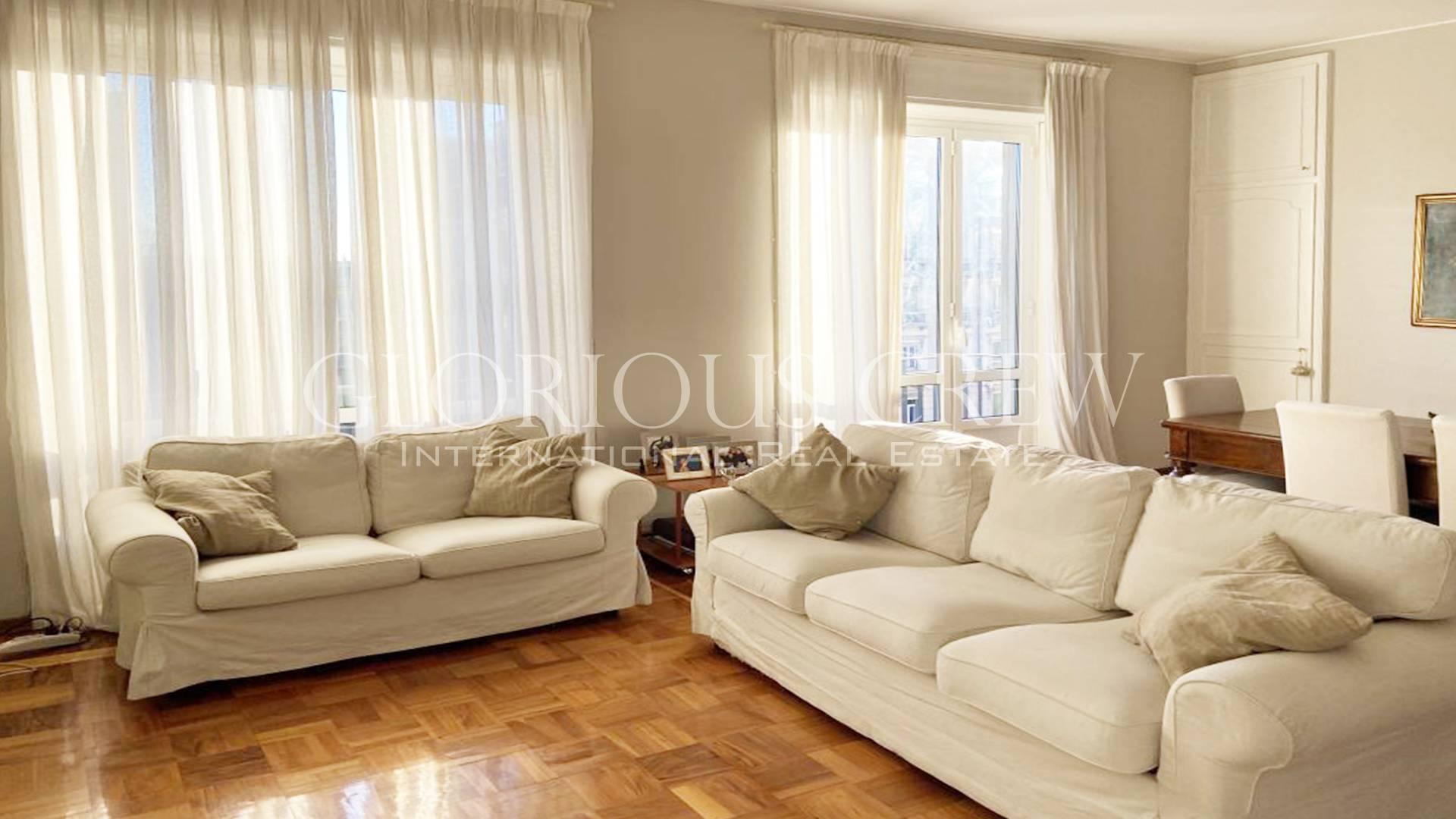Appartamento in Affitto a Milano:  4 locali, 155 mq  - Foto 1