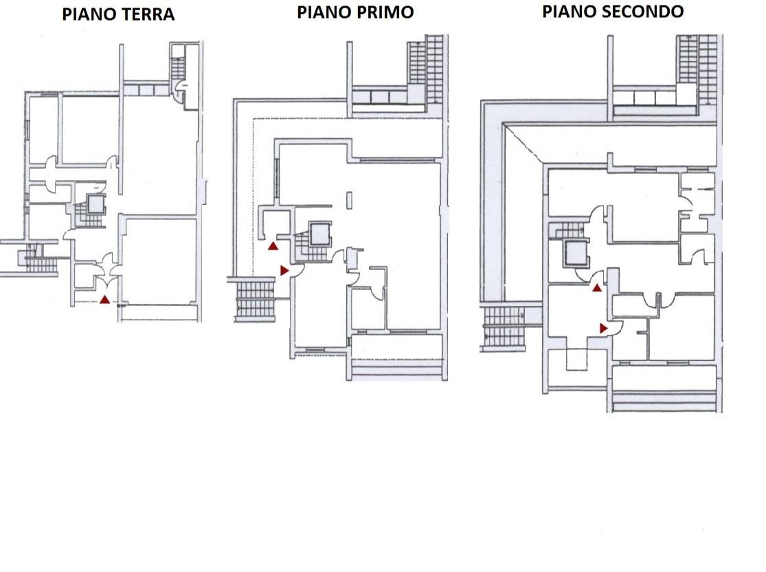 Villa in Vendita a Basiglio: 5 locali, 600 mq - Foto 21
