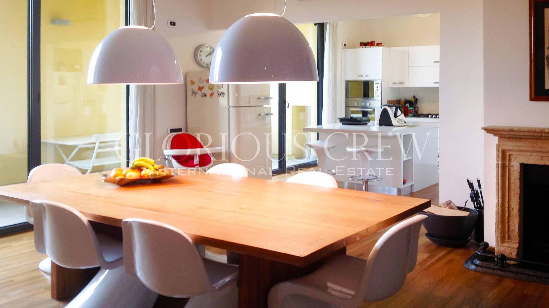 Appartamento in Vendita a Milano 07 Darsena /  Ticinese: 5 locali, 220 mq