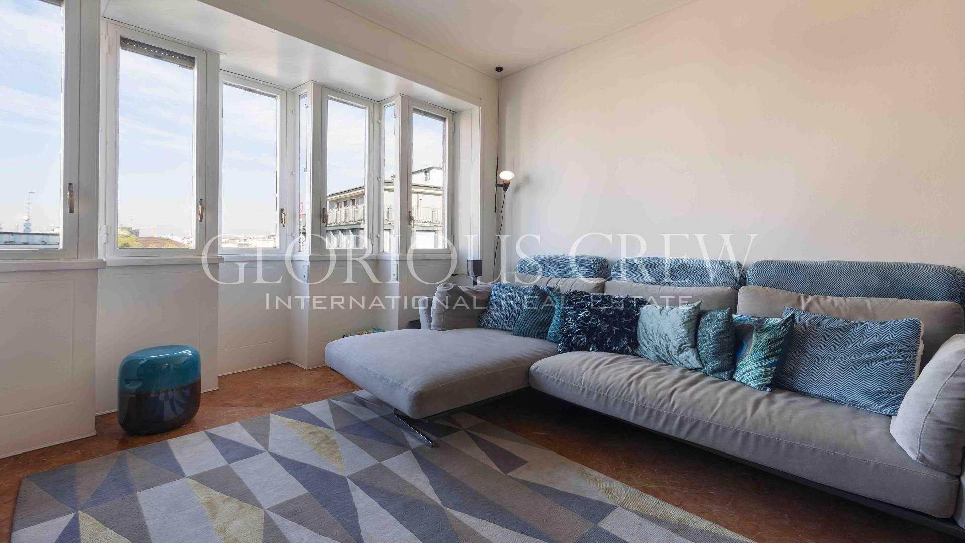 Appartamento in Affitto a Milano 01 Centro storico (Cerchia dei Navigli): 2 locali, 56 mq