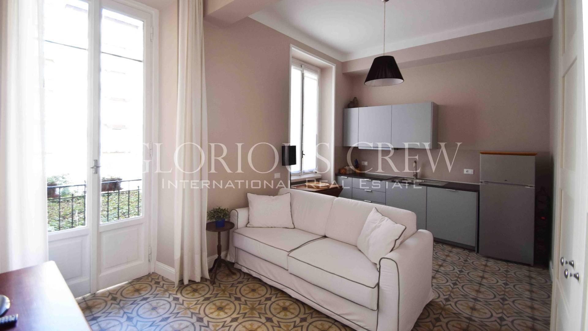 Appartamento in Affitto a Milano 17 Marghera / Wagner / Fiera: 1 locali, 35 mq