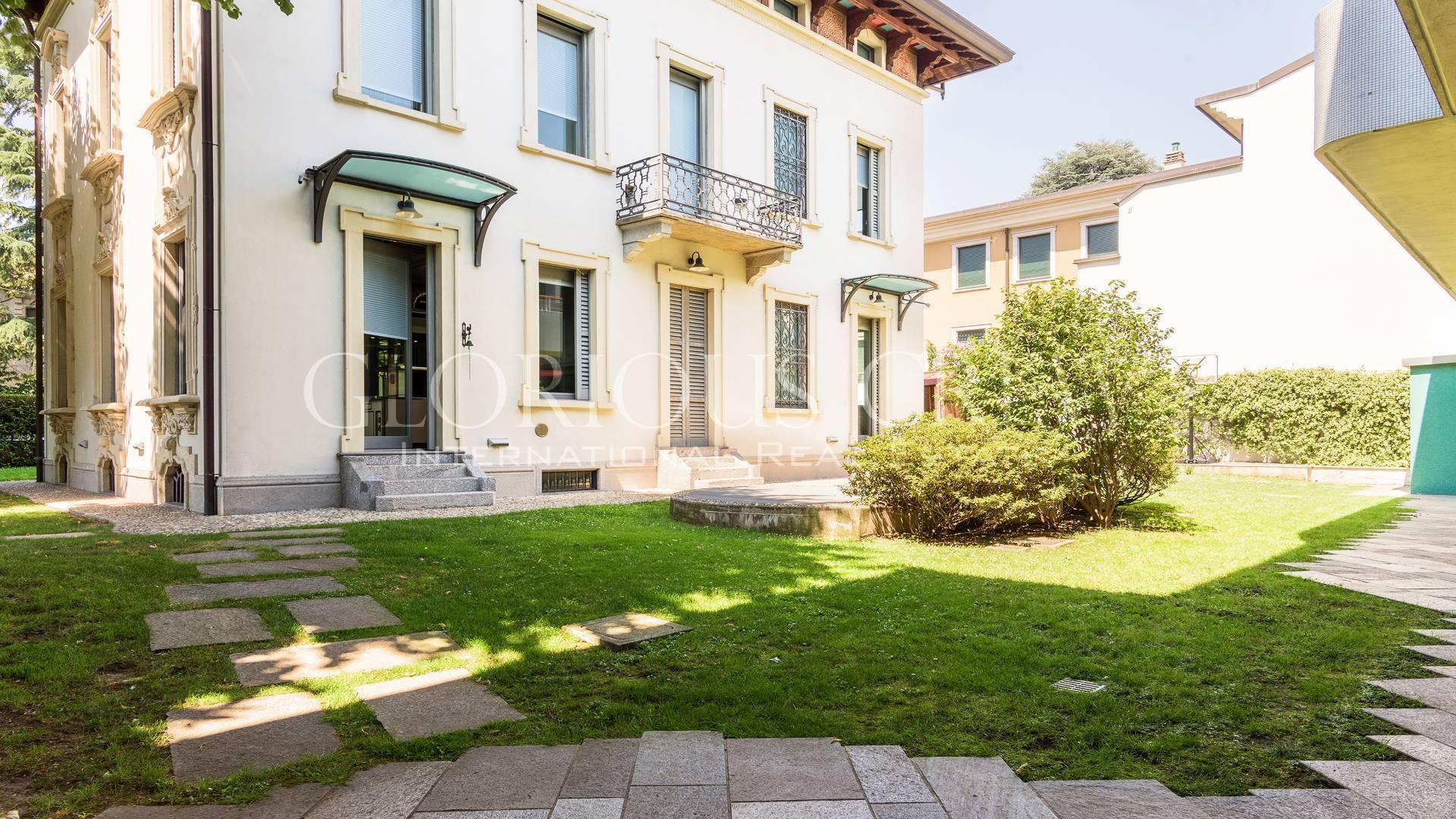 Villa in Vendita a Monza: 5 locali, 350 mq - Foto 2