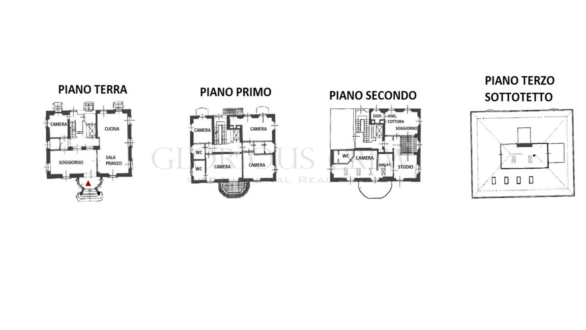 Villa in Vendita a Monza: 5 locali, 350 mq - Foto 18