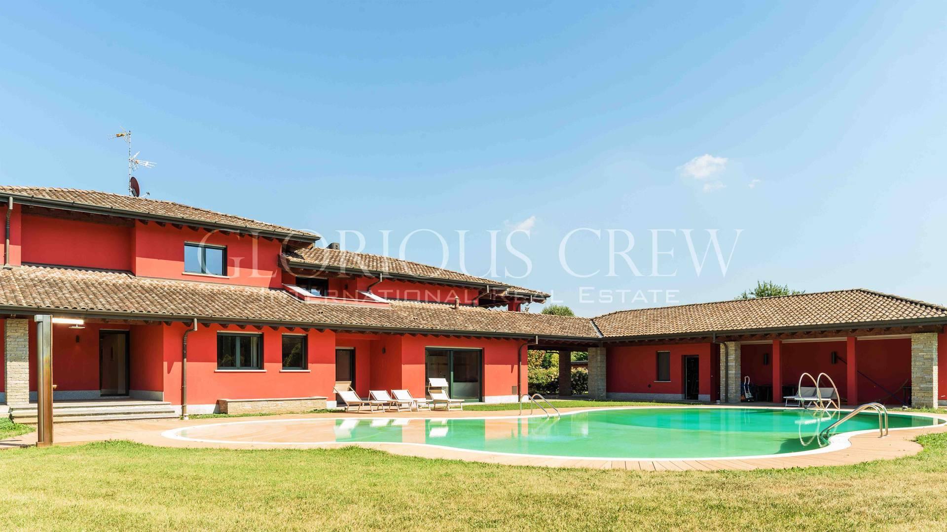 Villa in Vendita a San Genesio Ed Uniti: 5 locali, 630 mq - Foto 4