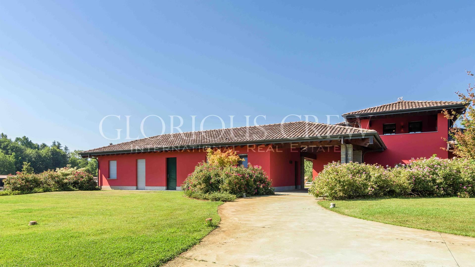 Villa in Vendita a San Genesio Ed Uniti: 5 locali, 630 mq - Foto 30