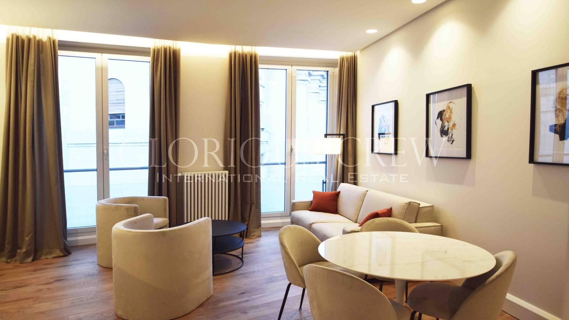 Appartamento in Affitto a Milano 01 Centro storico (Cerchia dei Navigli):  3 locali, 66 mq  - Foto 1