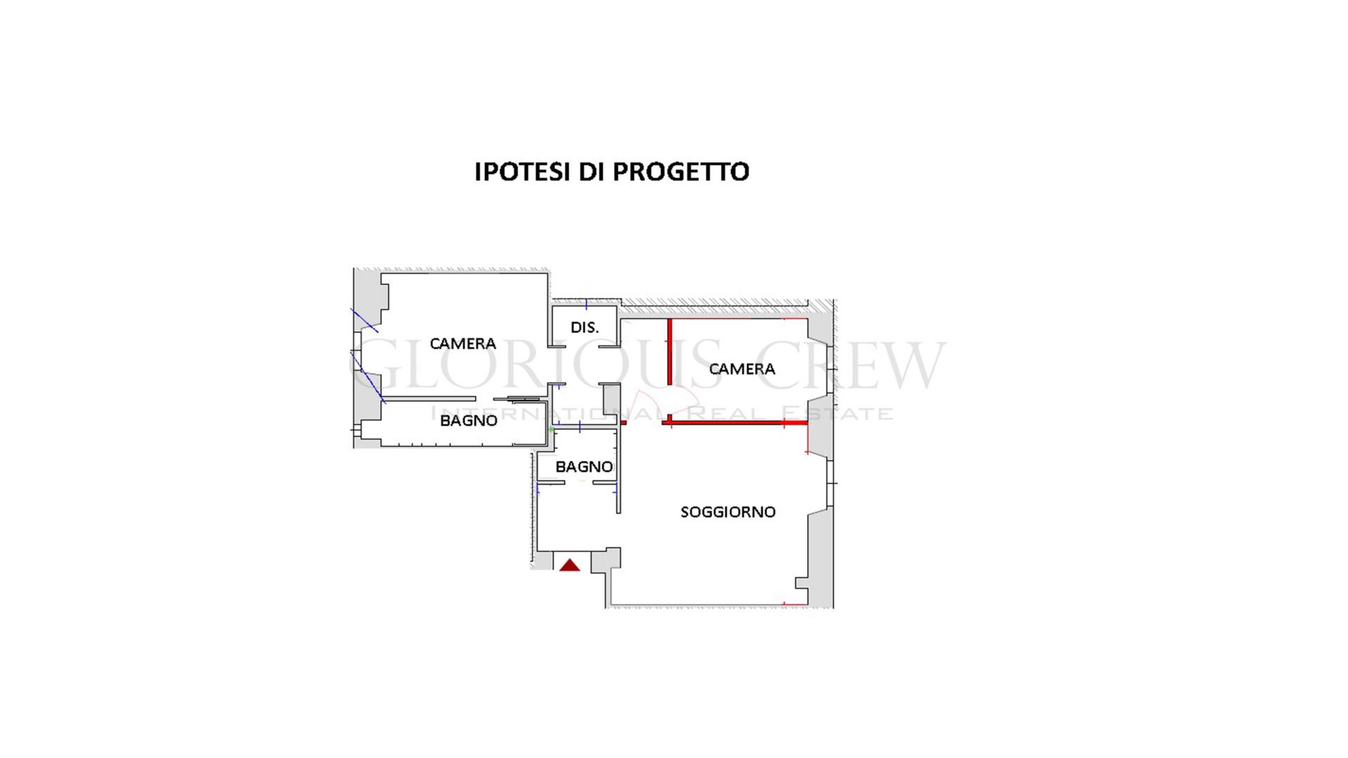 Appartamento in Vendita a Milano: 2 locali, 90 mq - Foto 15