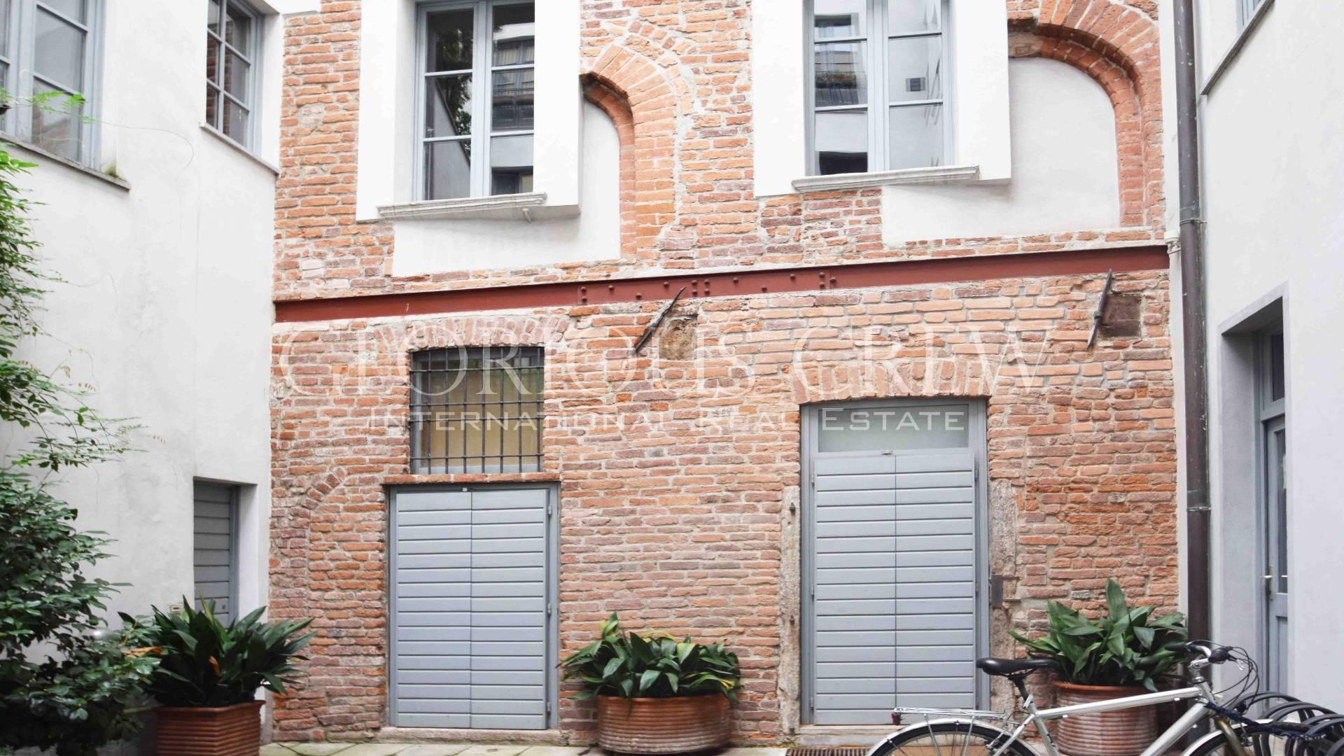 Loft open space in Vendita a Milano: 3 locali, 130 mq - Foto 13