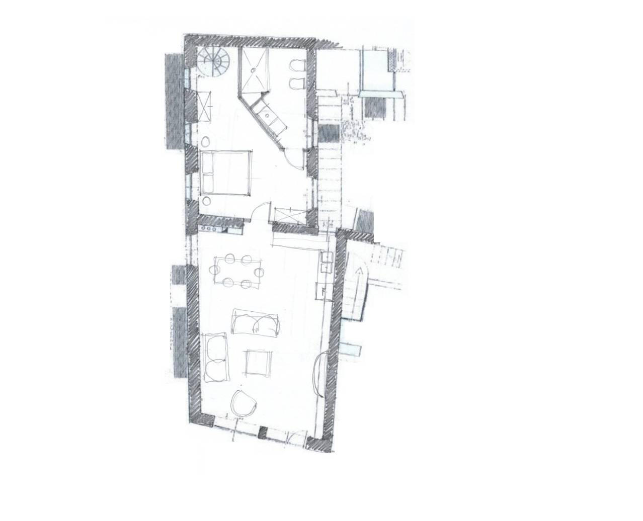 Loft open space in Vendita a Milano: 3 locali, 130 mq - Foto 14
