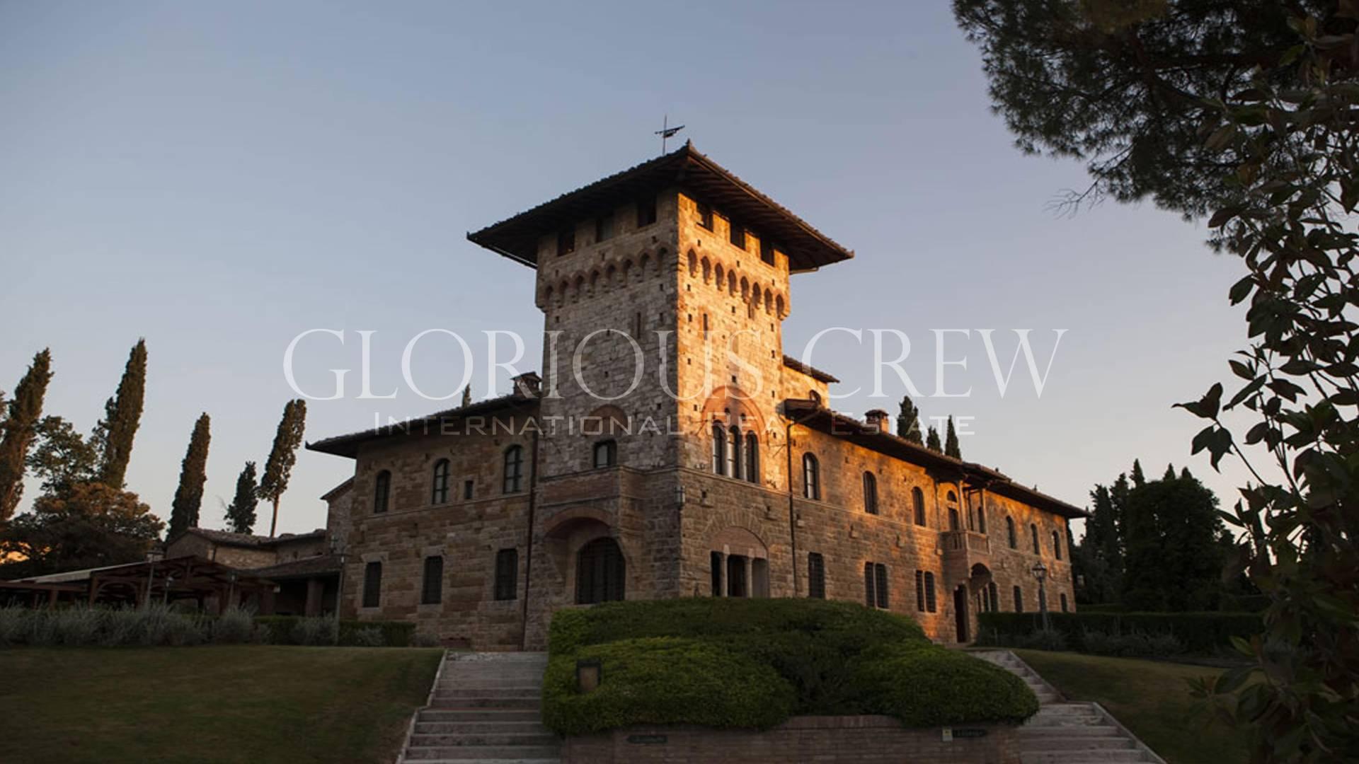 Rustico in Vendita a San Gimignano: 5 locali, 2500 mq - Foto 3