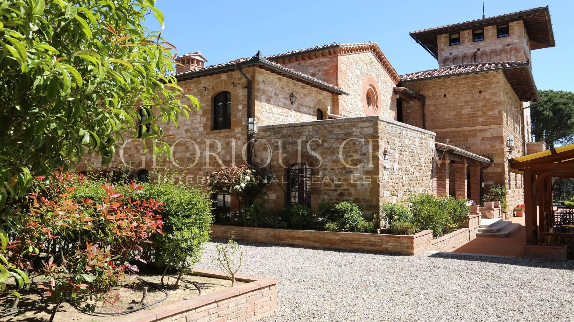 Rustico in Vendita a San Gimignano: 5 locali, 2500 mq - Foto 8