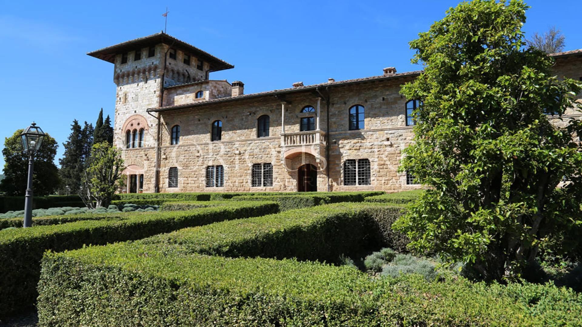 Rustico in Vendita a San Gimignano: 5 locali, 2500 mq - Foto 16